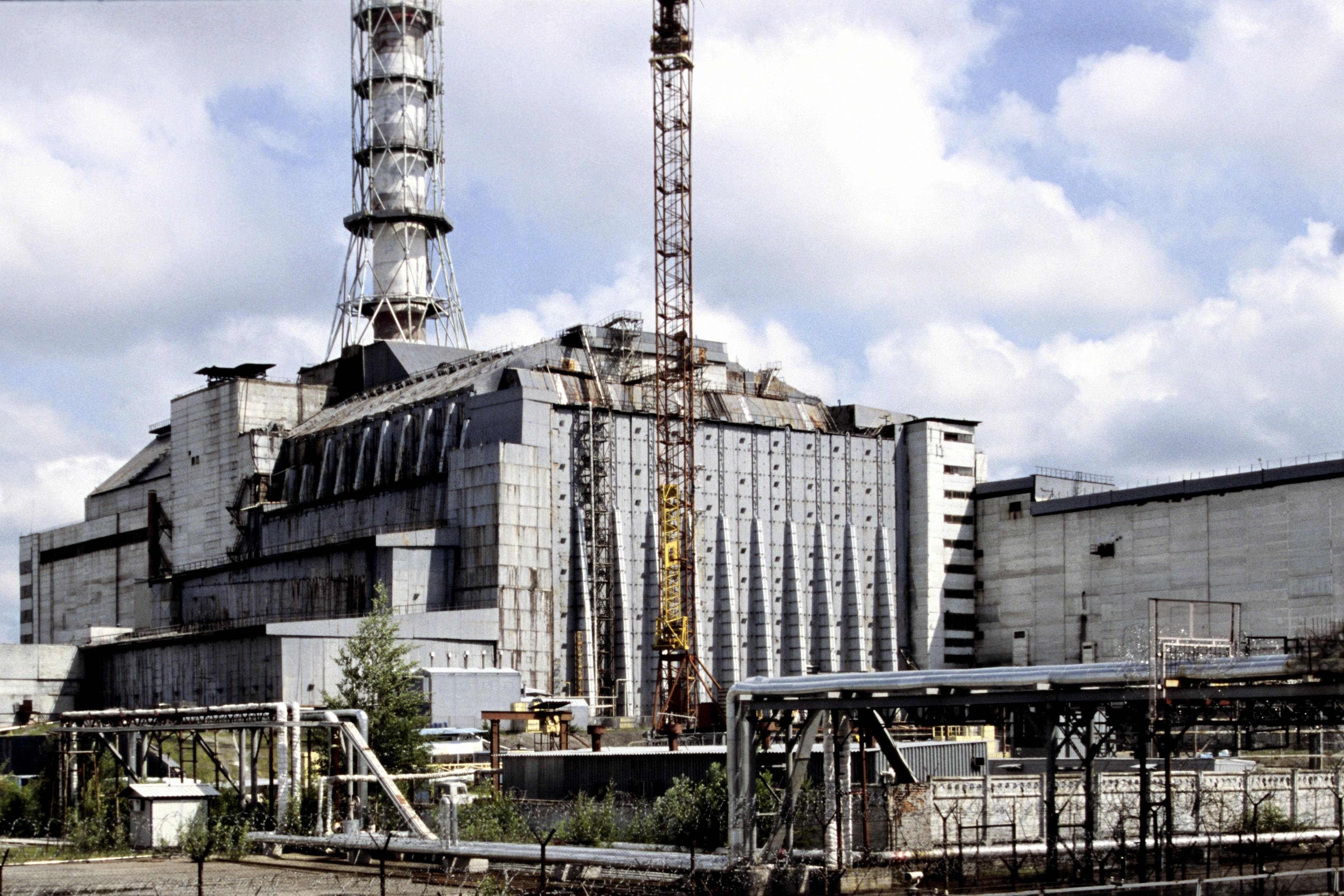 фото про чернобыль чертой многих гадюк
