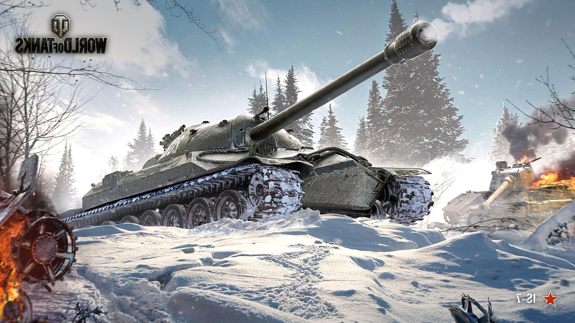живые обои на рабочий стол танки world of tanks № 231150 без смс