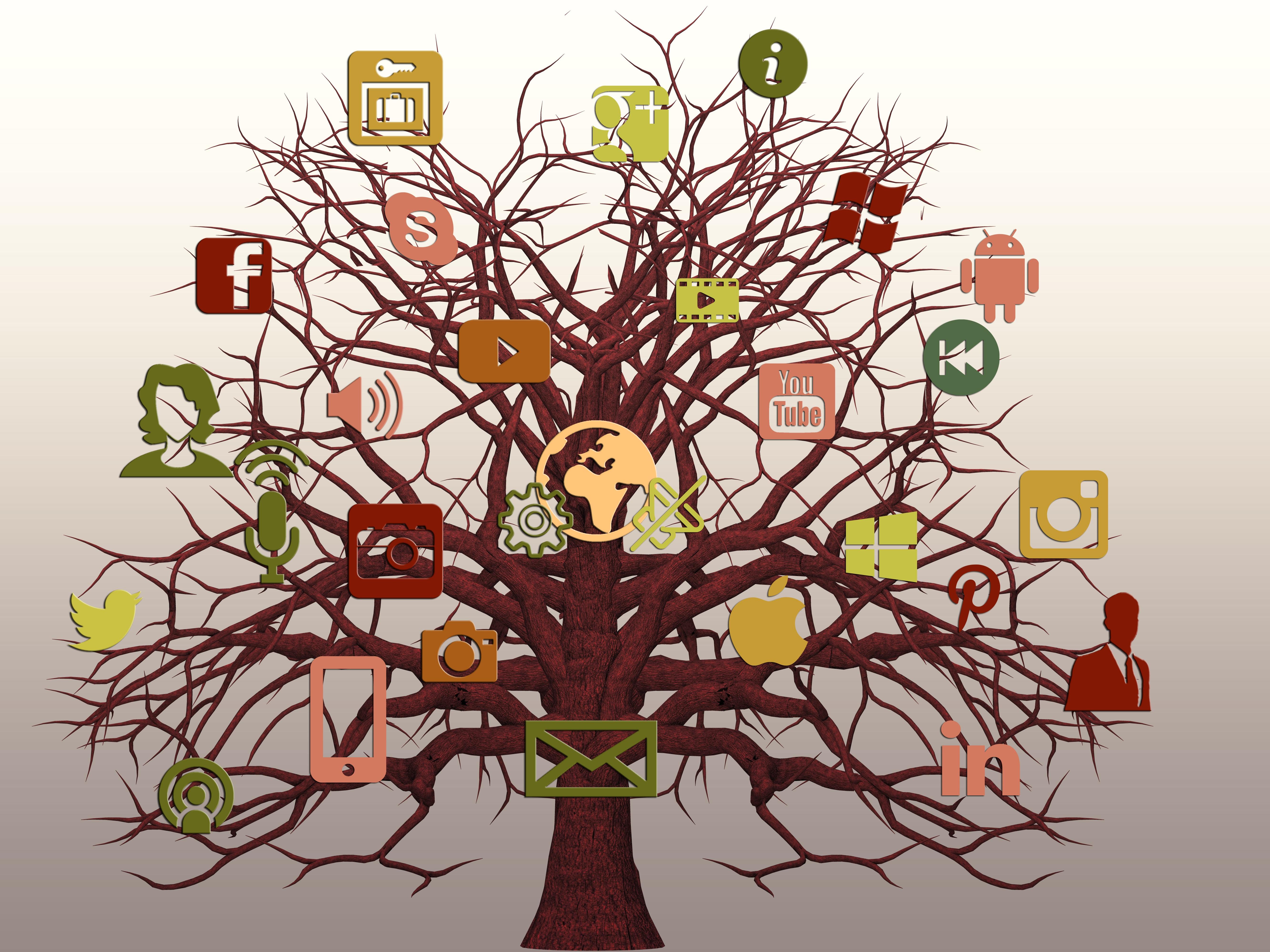 кого нет картинки дерево личности многие