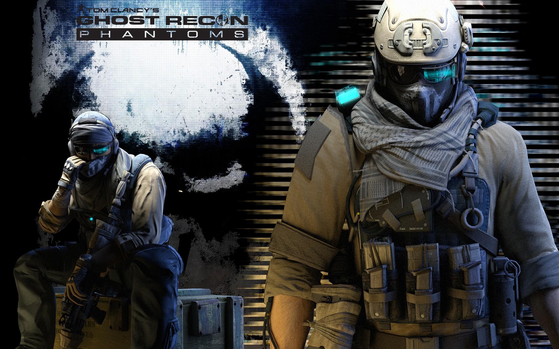 Soldier Tom Clancys Ghost Recon Clothing Phantoms Screenshot Mercenary