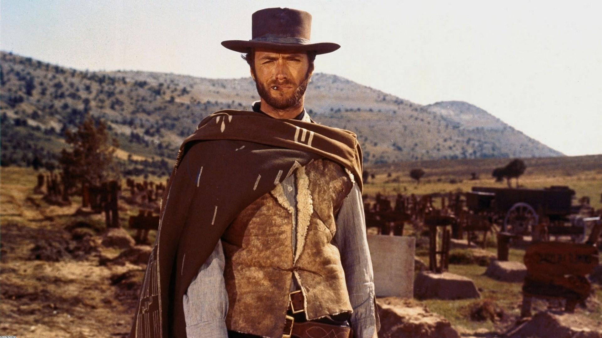 Fondos De Pantalla Soldado Clint Eastwood Vaquero