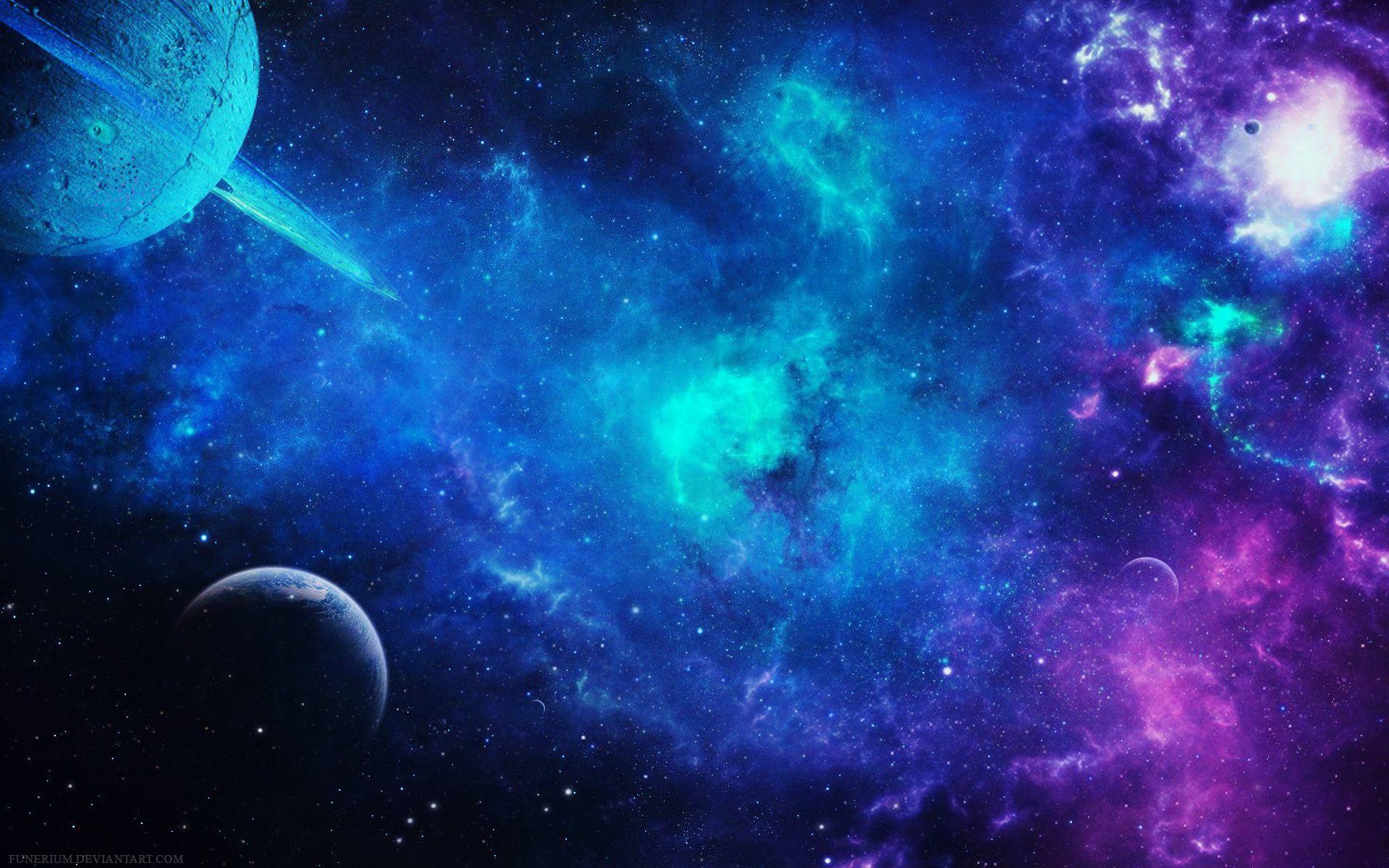 Papel De Parede : Espaço, 3D, Funerium, Galáxia, Estrelas