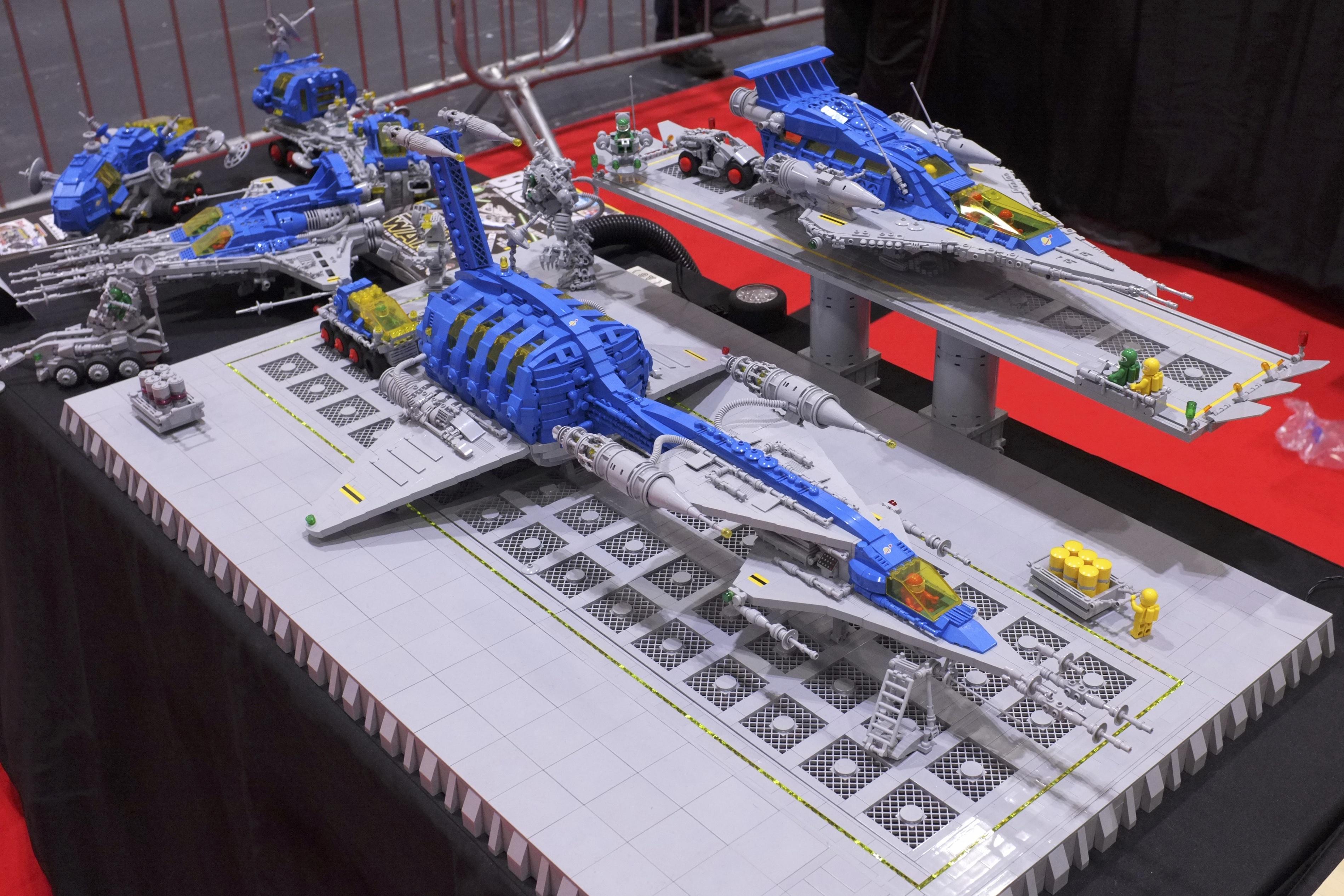 fond d 39 cran espace lego vaisseau spatial jouet mod le l 39 chelle loisir espace. Black Bedroom Furniture Sets. Home Design Ideas