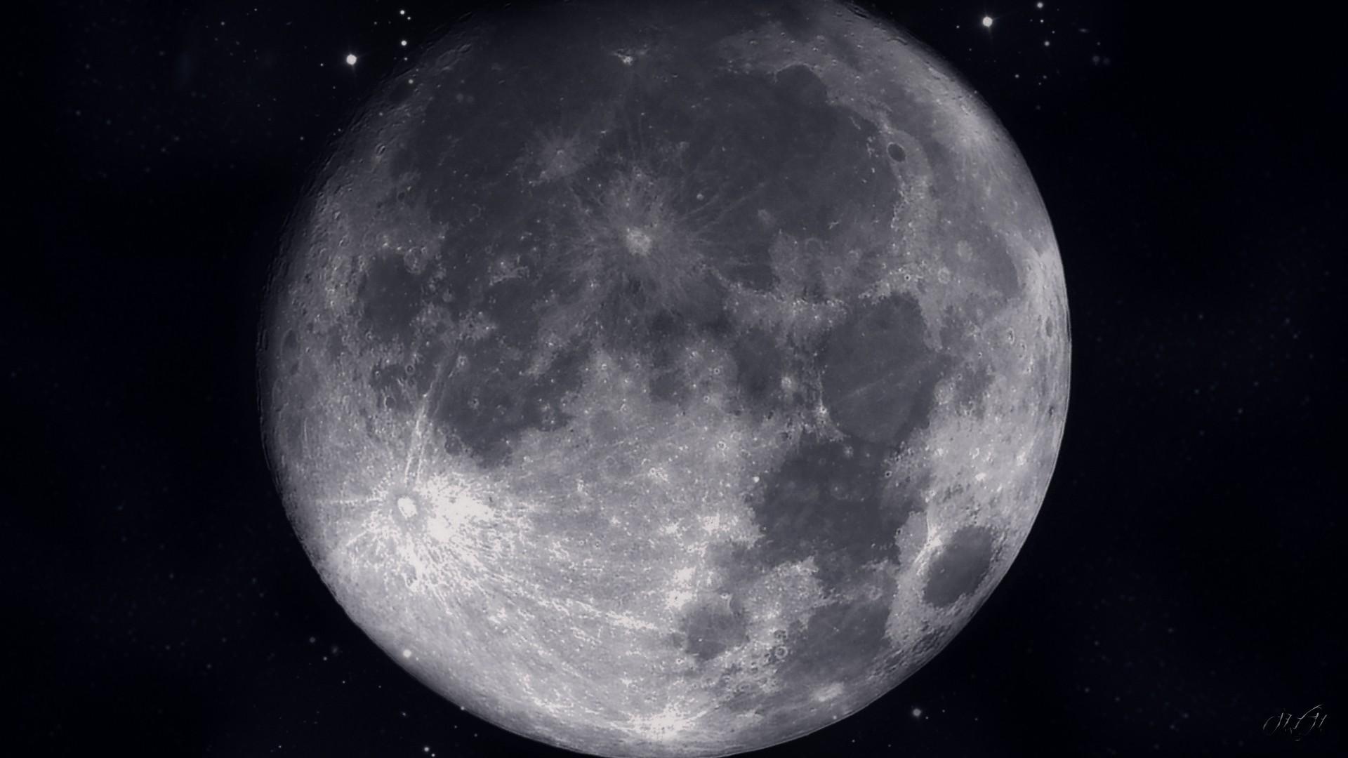 дела фото для рабочего стола луна можно