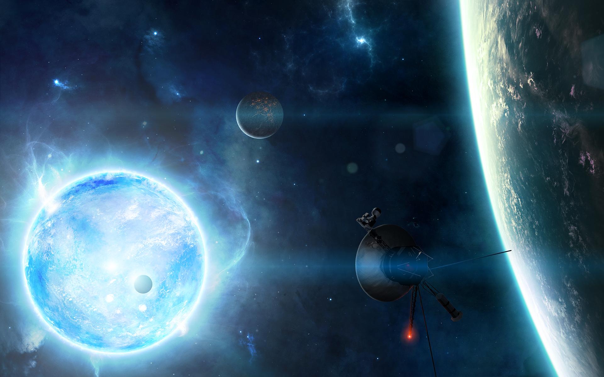 デスクトップ壁紙 スペース 惑星 銀河 1920x1200 Waifu