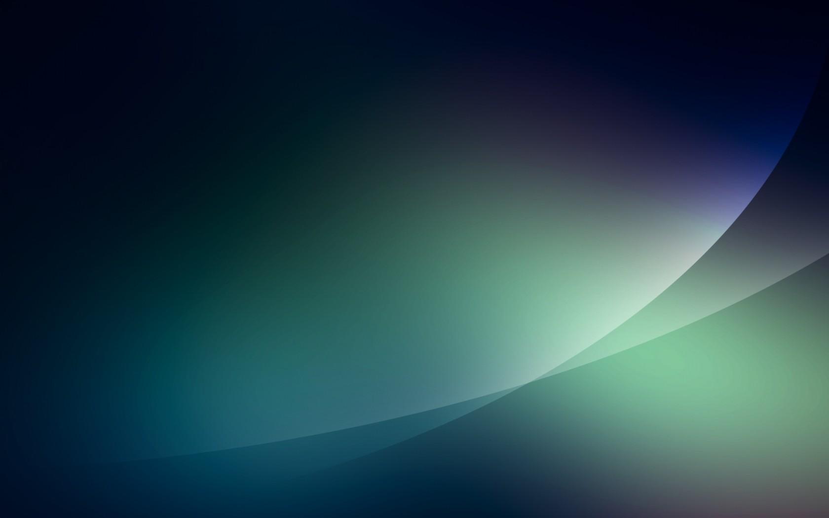 デスクトップ壁紙 スペース 空 緑 青 Linux 地平線 行