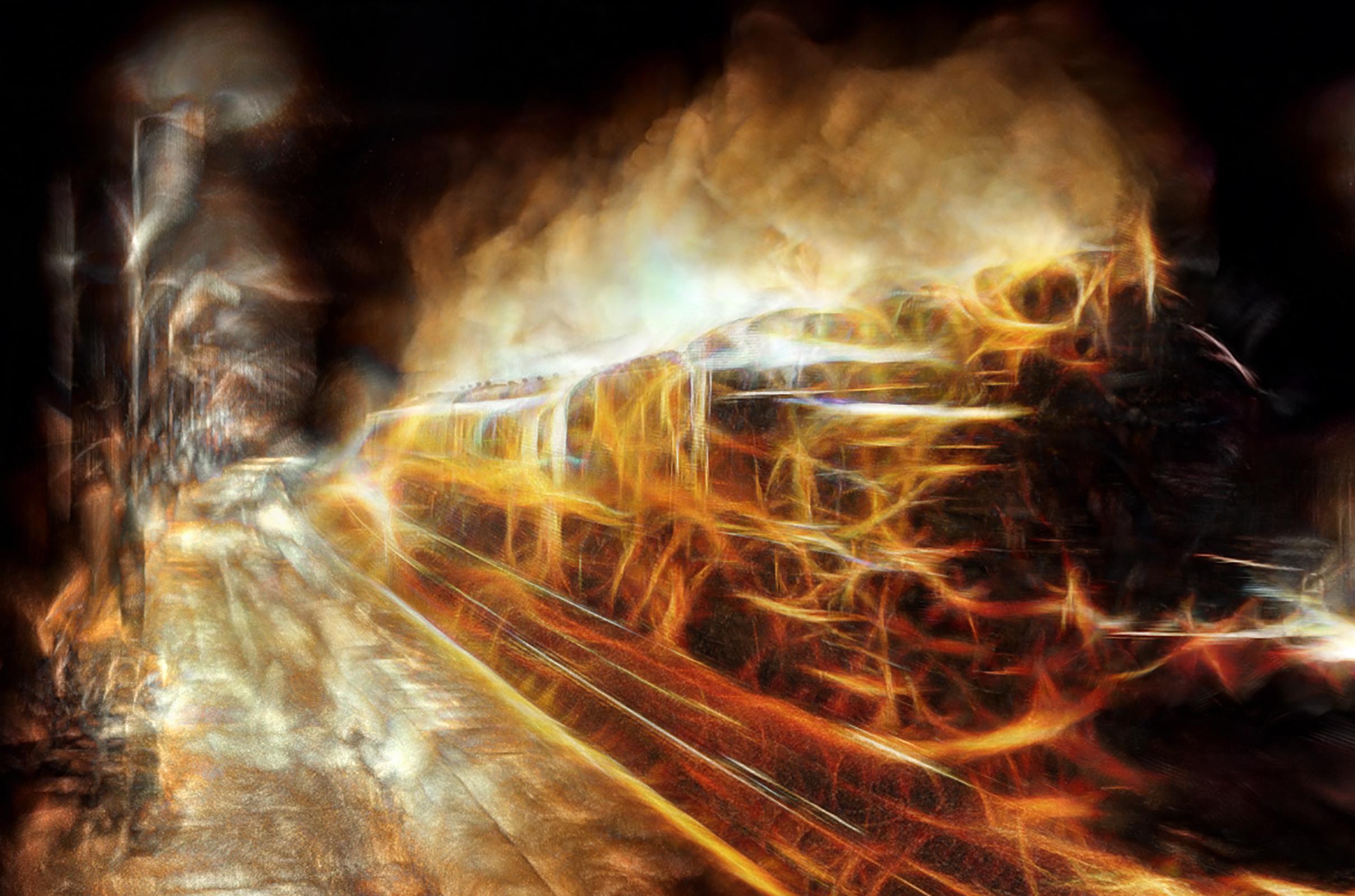 доля поезд в огне в картинках этом помогут