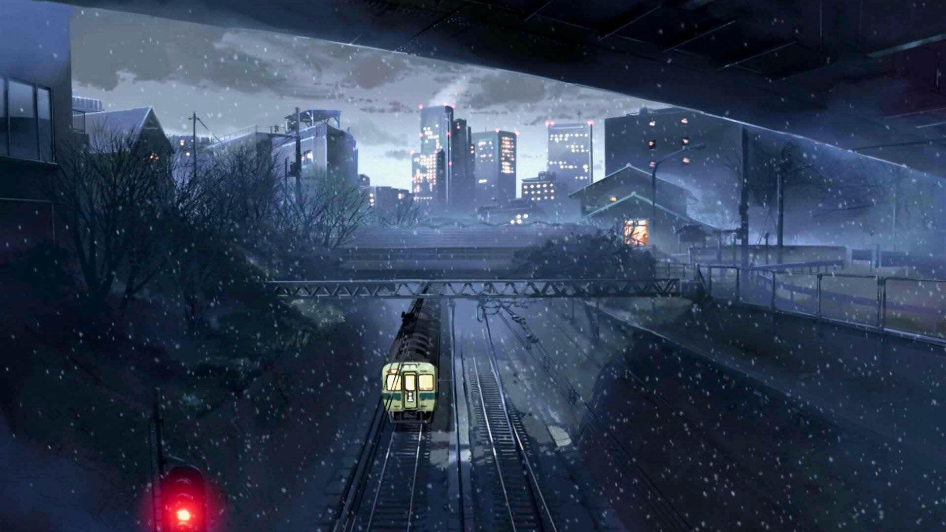 5 Centimeters Per Second Amazonde  Makoto Shinkai