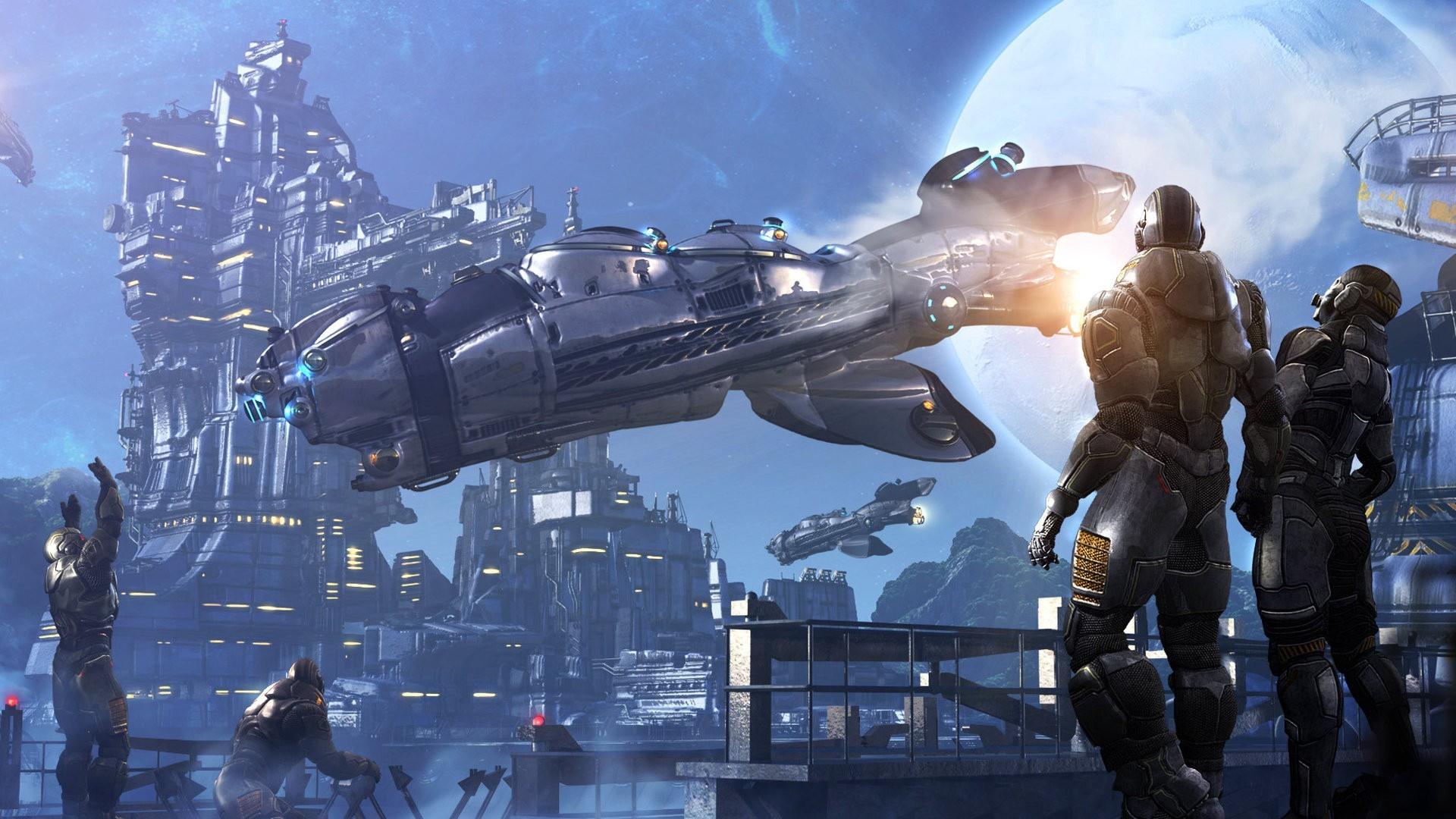 Картинки космических игр