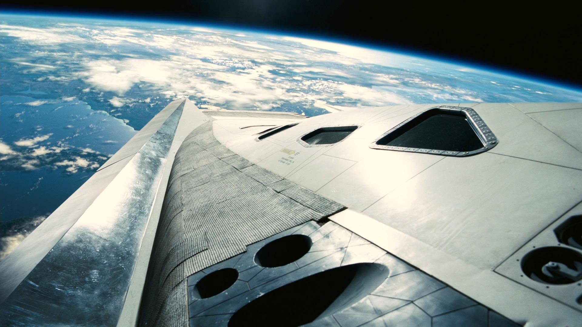 Wallpaper Vehicle Airplane Aircraft Movies Interstellar Movie Film Stills Flight Aviation Wing Screenshot Spacecraft Atmosphere Of Earth Outer Space Air Travel Aerospace Engineering Spaceplane 1920x1080 Spacer 151166 Hd