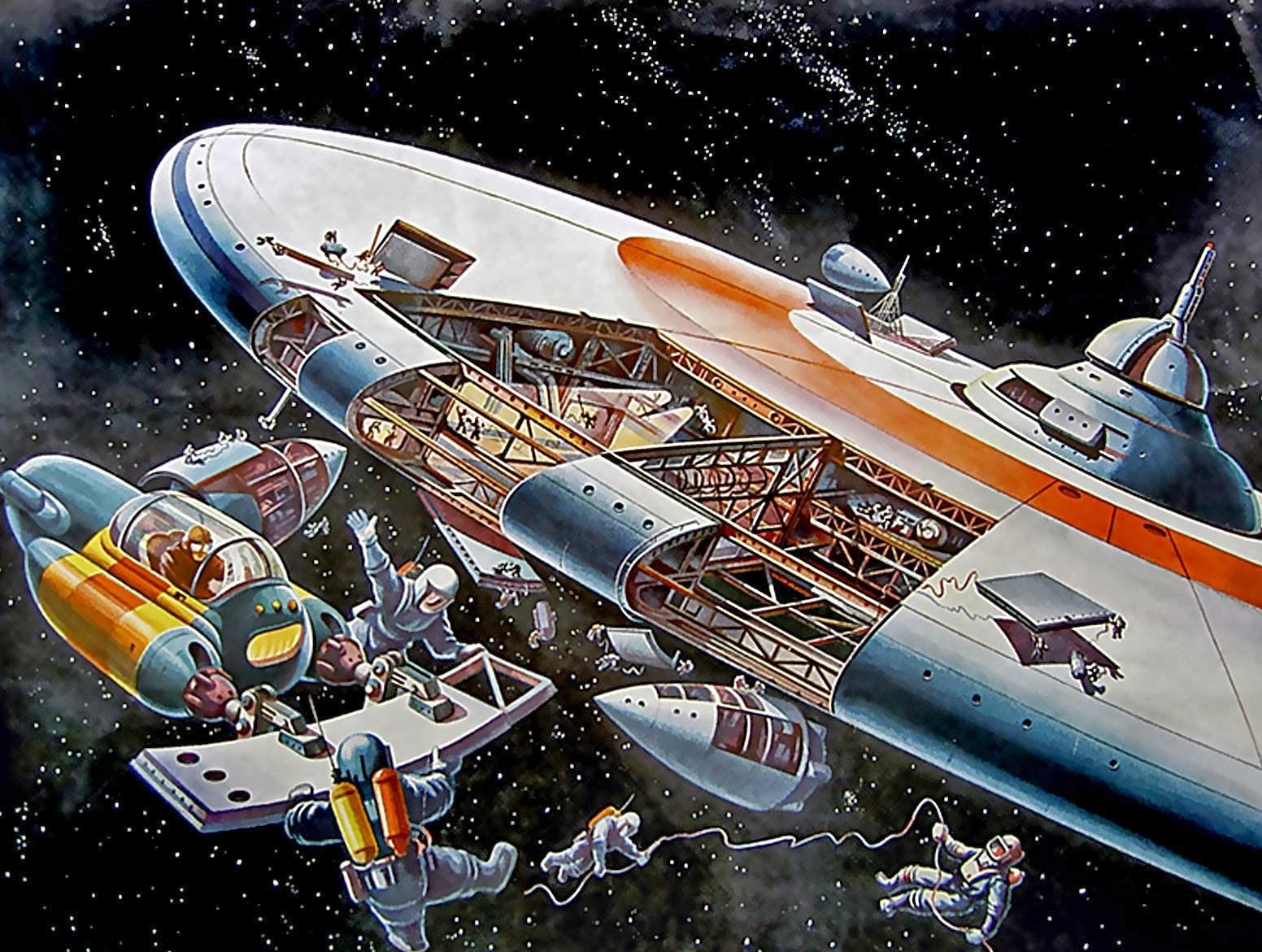 futurism space age