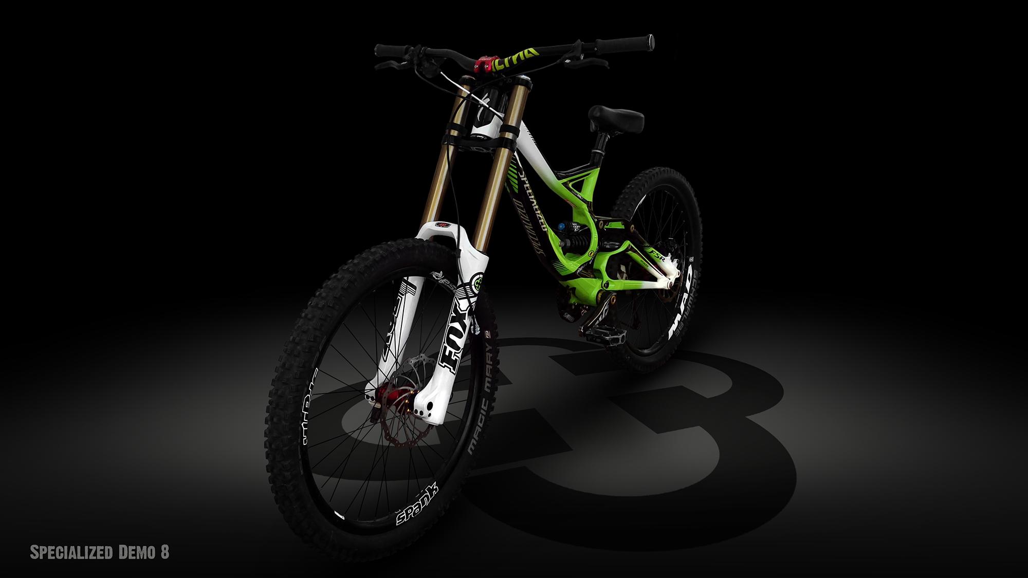 Wallpaper Specialized Demo Downhill Mountain Biking Bicycle Mountain Bikes 2000x1125 Xero35 1224716 Hd Wallpapers Wallhere