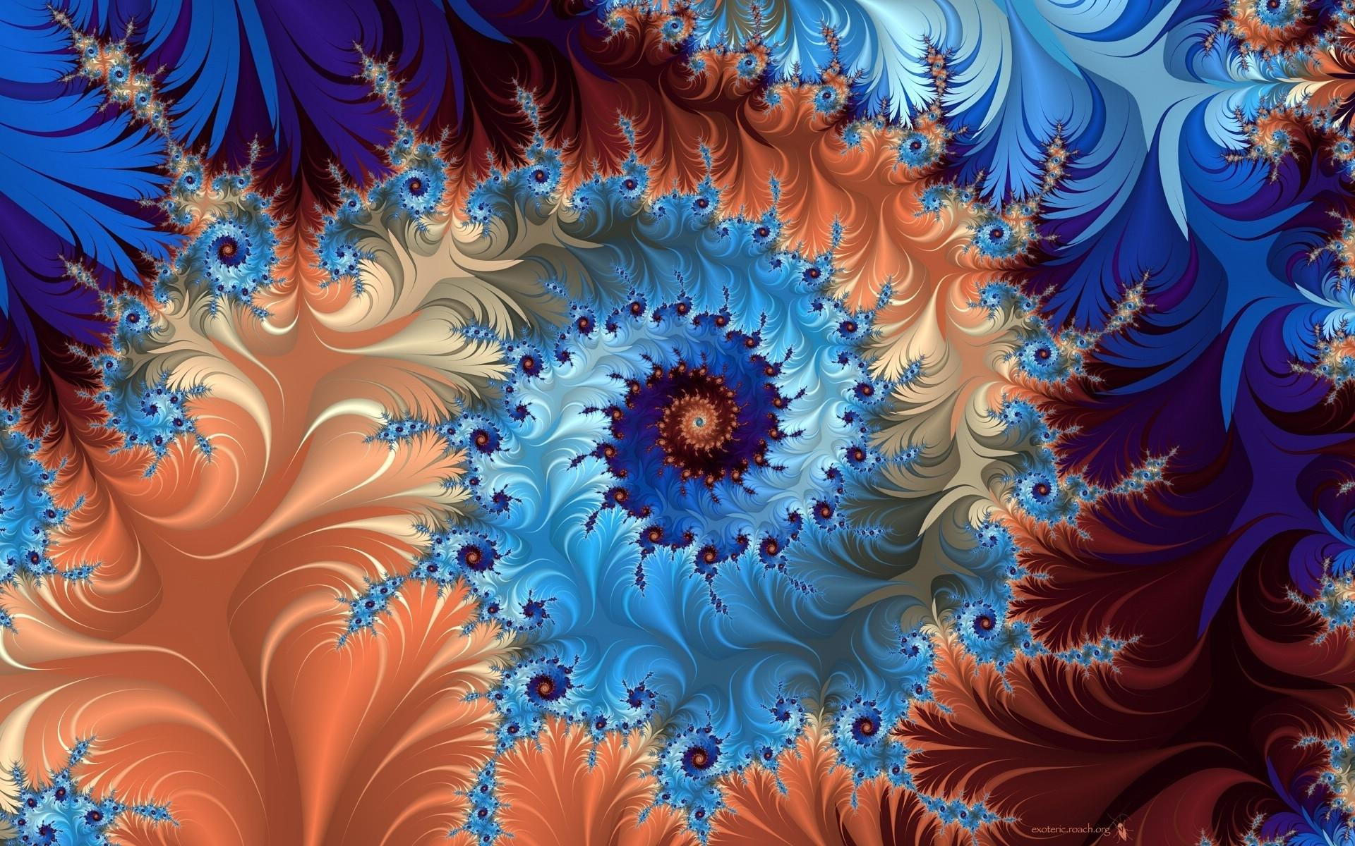 Fond d'écran : spirale, rotation, multicolore, cercle 1920x1200 - 4kWallpaper - 1101683 - Fond d ...