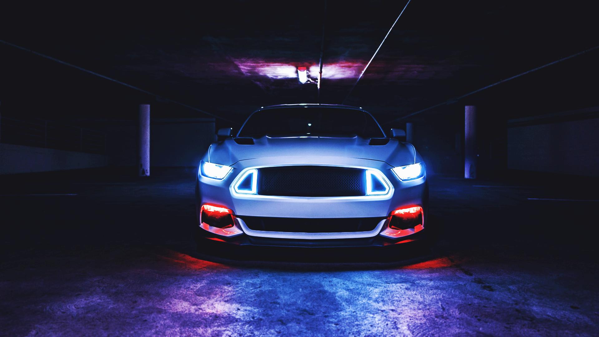 Wallpaper Sport Car Headlight Light Glow 1920x1080 Arkashd 1562227 Hd Wallpapers Wallhere