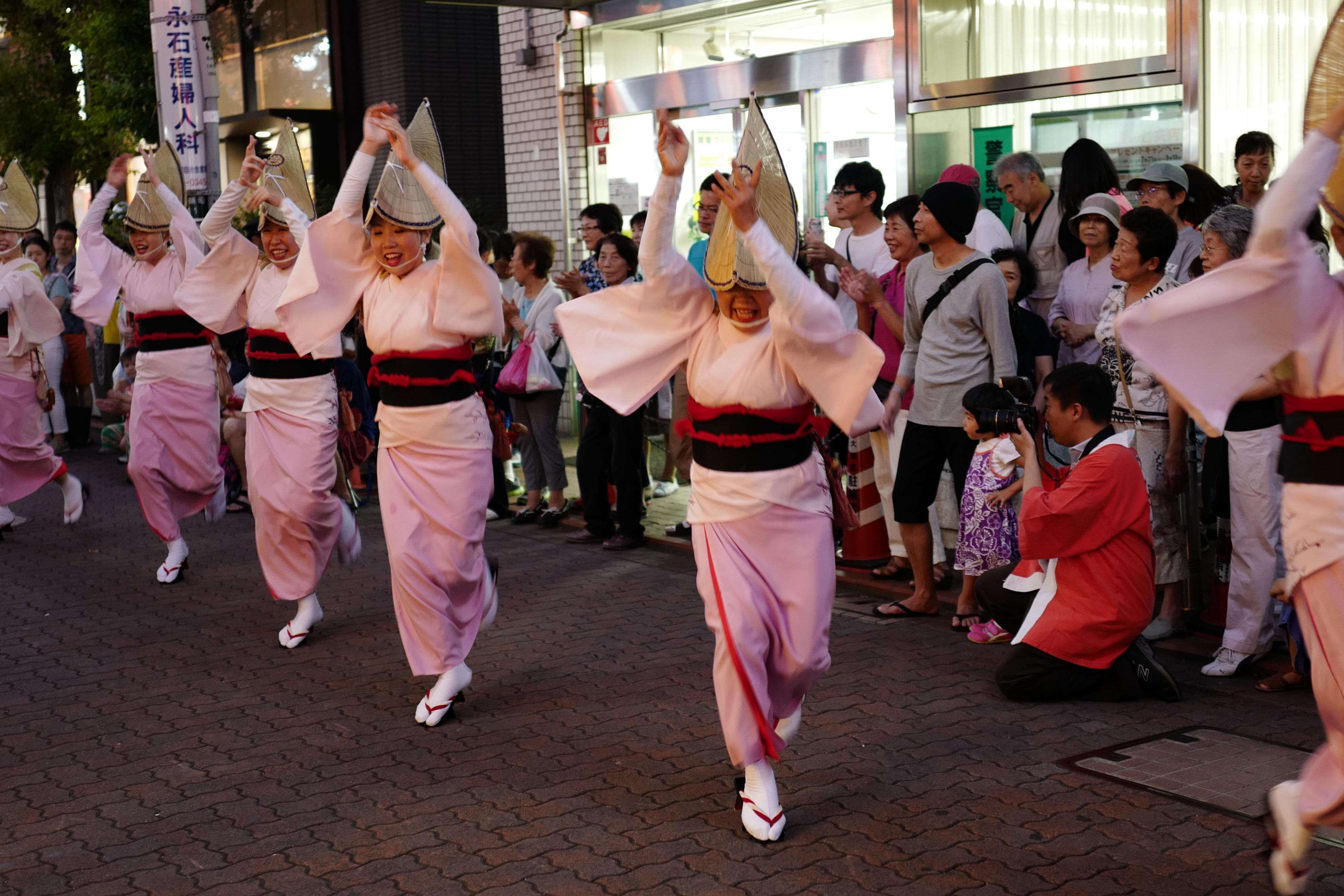Ιαπωνικό χορός σεξ