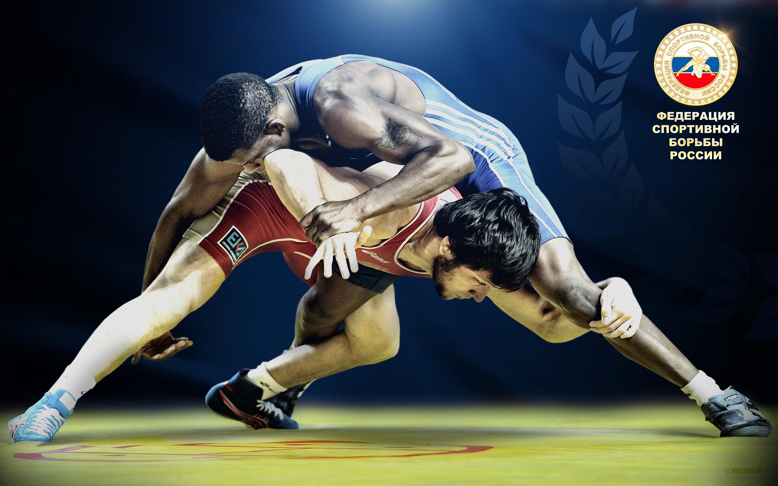 Sports Resistance Wrestling Wrestler Individual Contact Sport Sanshou Combat Greco Roman Held In