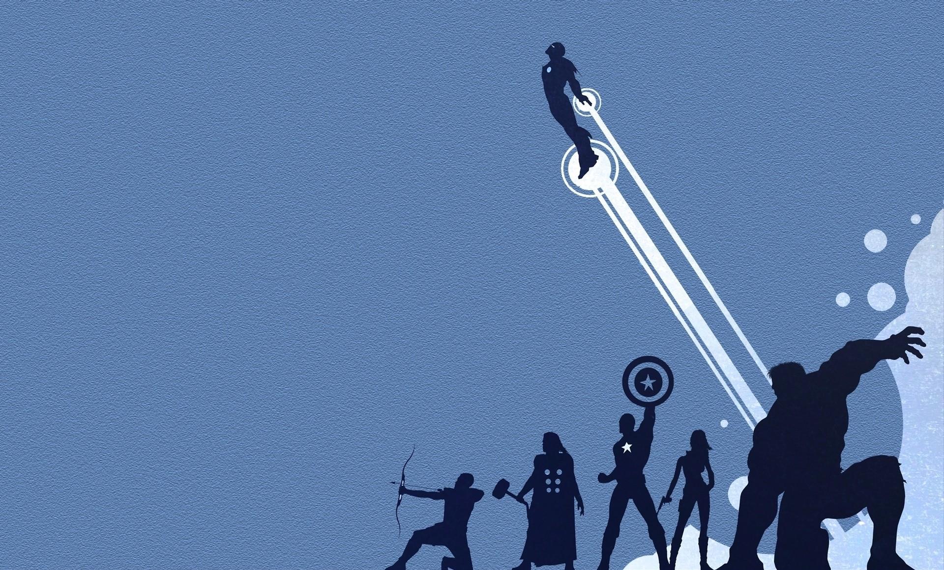 Wonderful Wallpaper Marvel Hawkeye - sports-Thor-jumping-artwork-silhouette-blue-Marvel-Comics-Iron-Man-Hulk-Captain-America-The-Avengers-Black-Widow-snowboard-Hawkeye-Ski-extreme-sport-winter-sport-ski-equipment-259389  Picture_268142.jpg