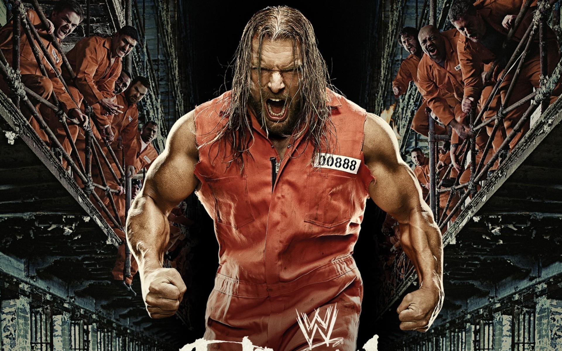 Wallpaper Sports Wwe Bodybuilding Structure Triple H Muscle