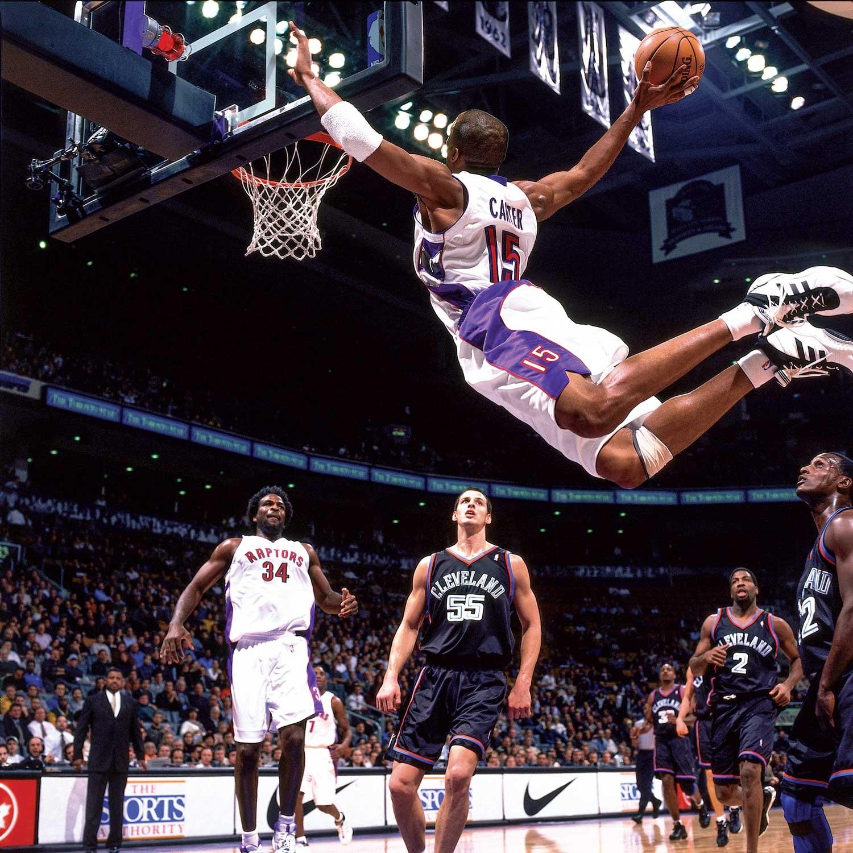 Wallpaper Sports Nba Slam Dunk Dunks Vince Carter