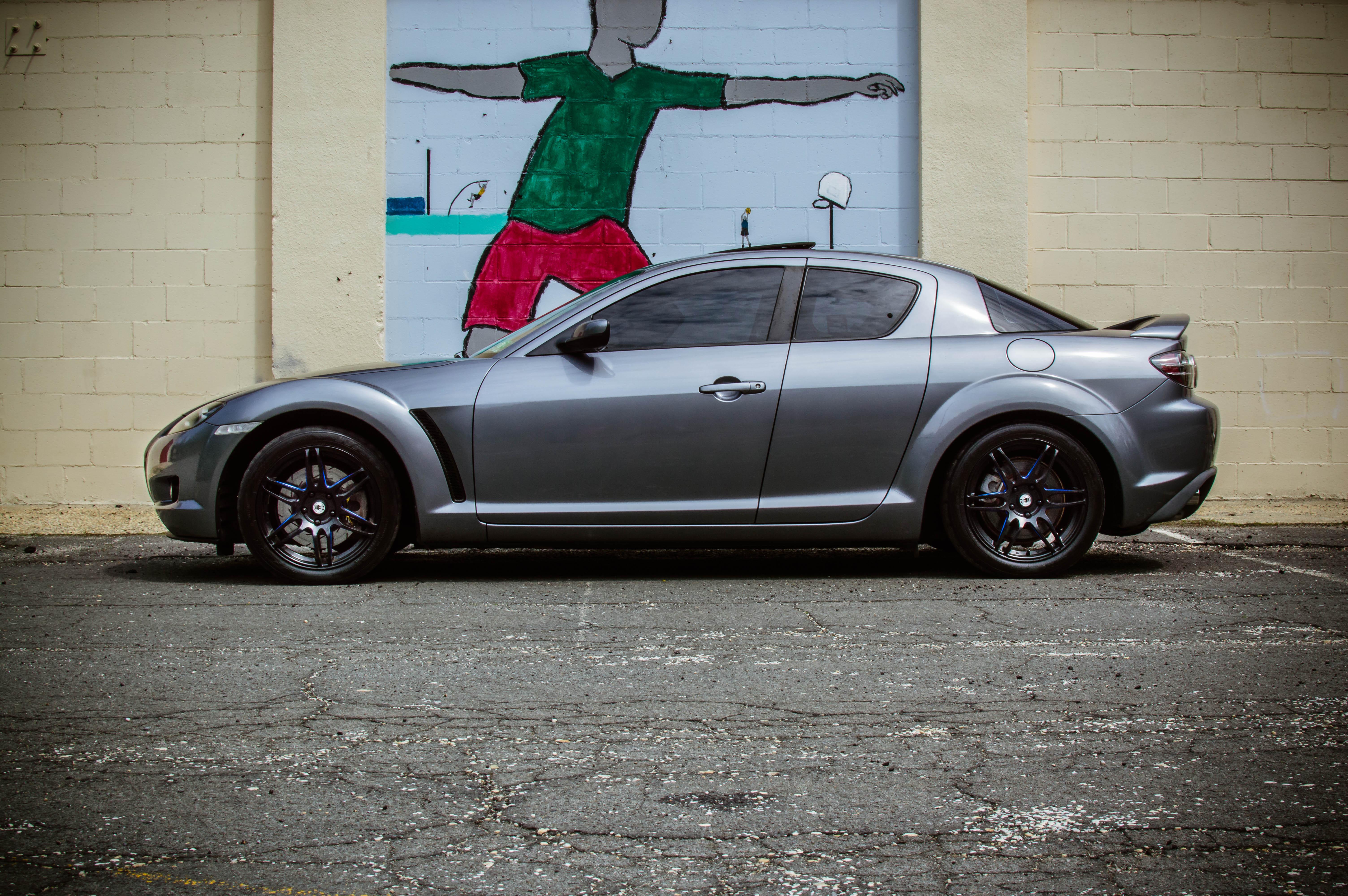 Wallpaper Black Street Road Hood Door Graffiti Wheels
