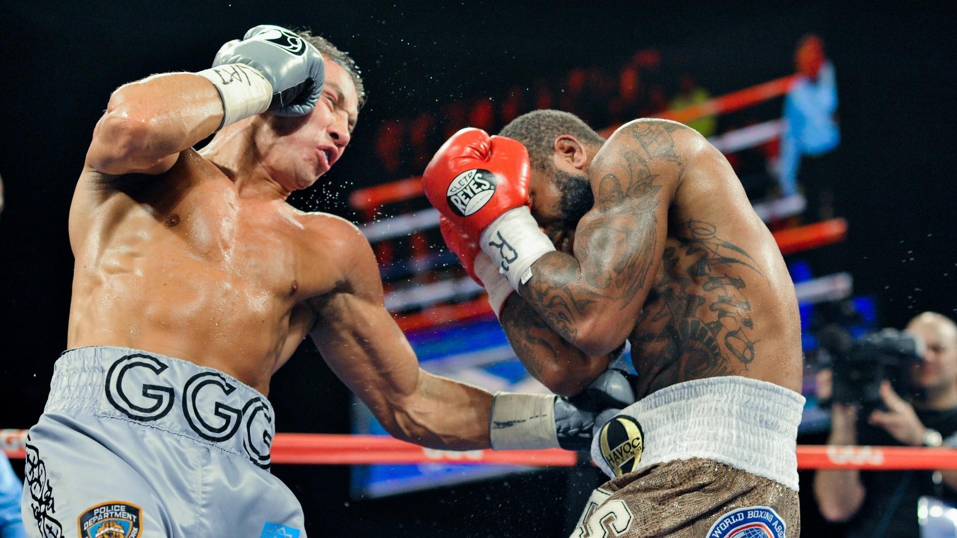 Boxing Gg