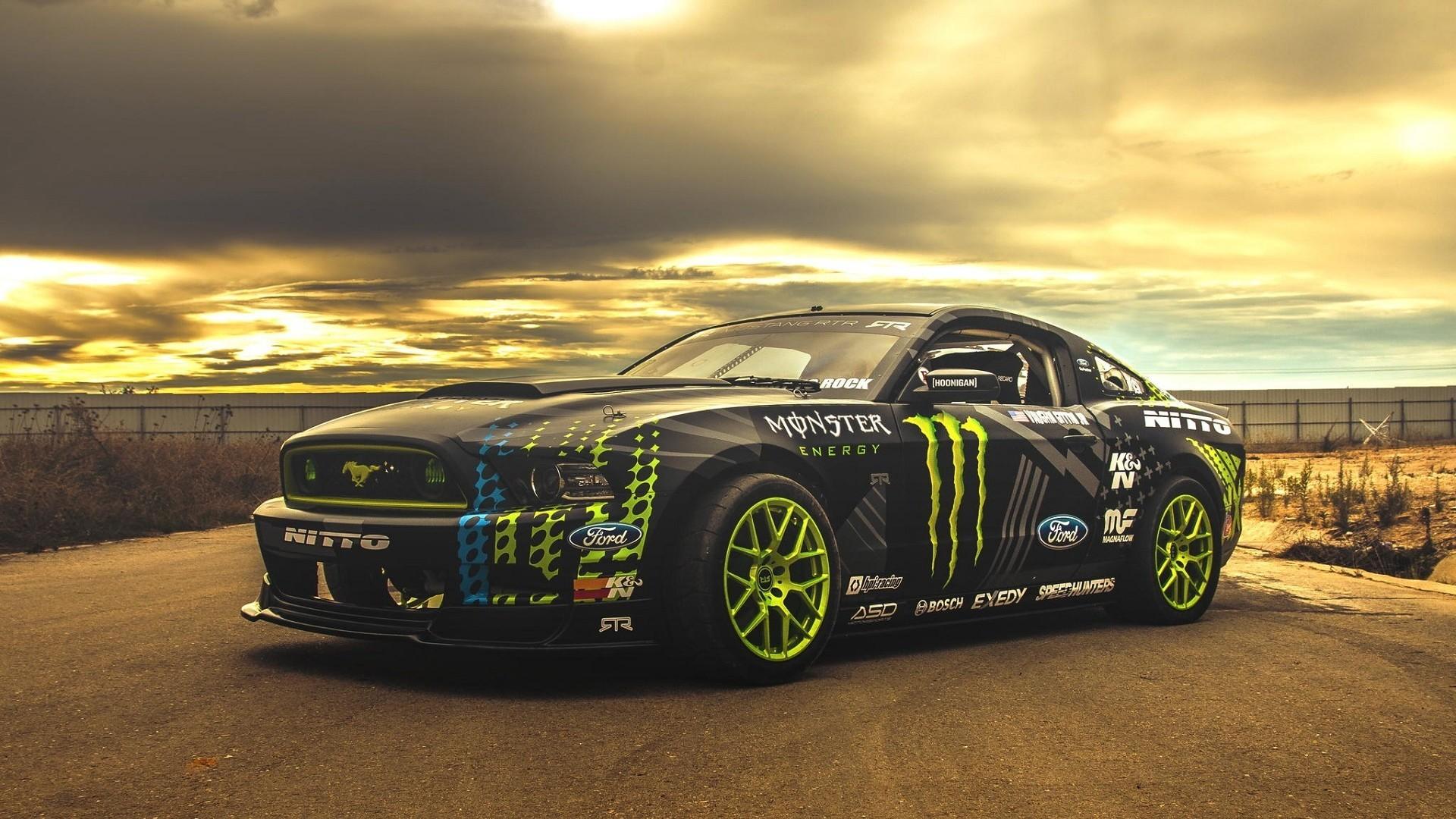 Wallpaper : Ford Mustang, Drifting, sports car ...