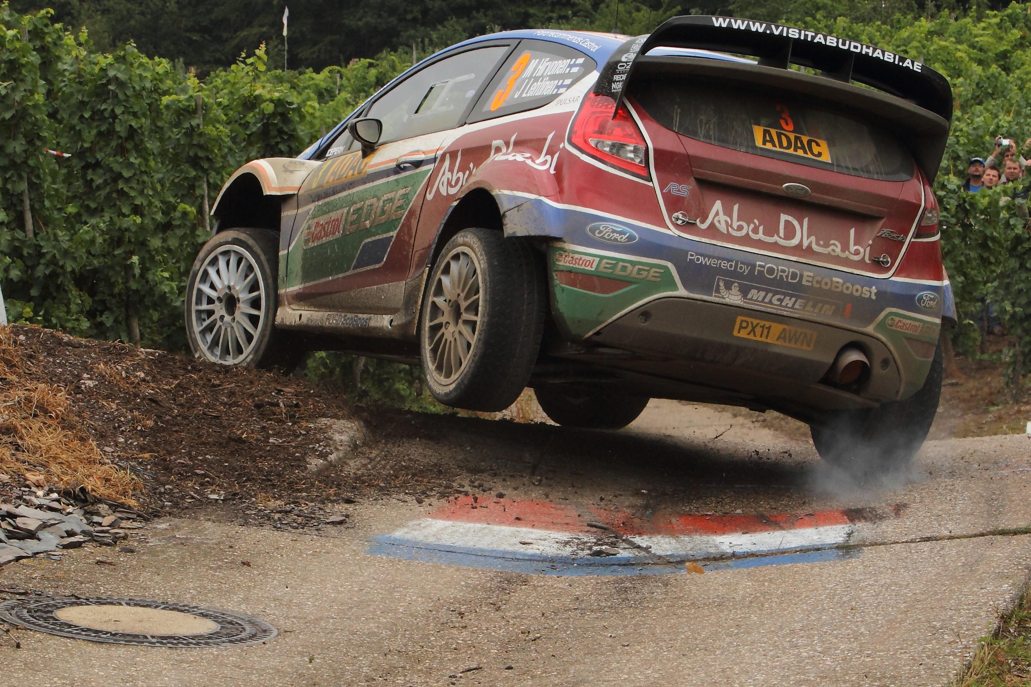 Rallye usa