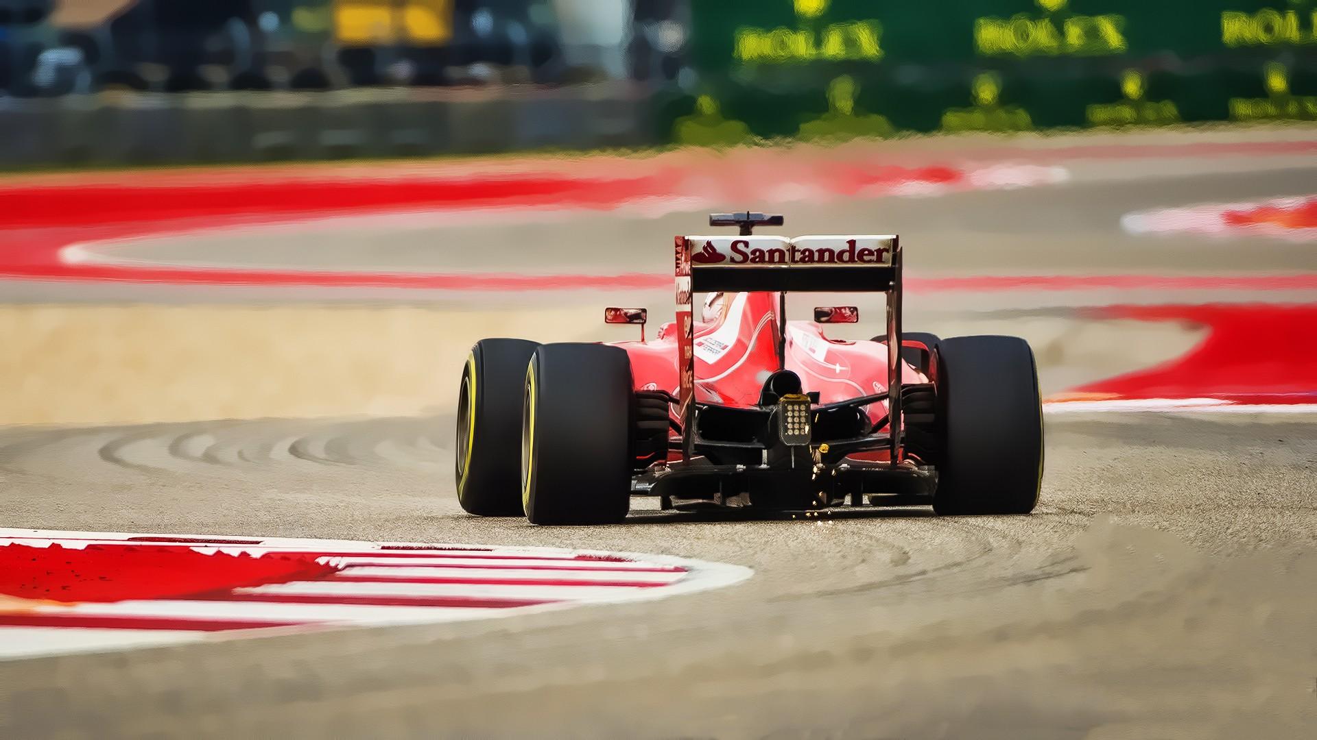 Wallpaper Sports Vehicle Formula 1 Ferrari Structure Supercar