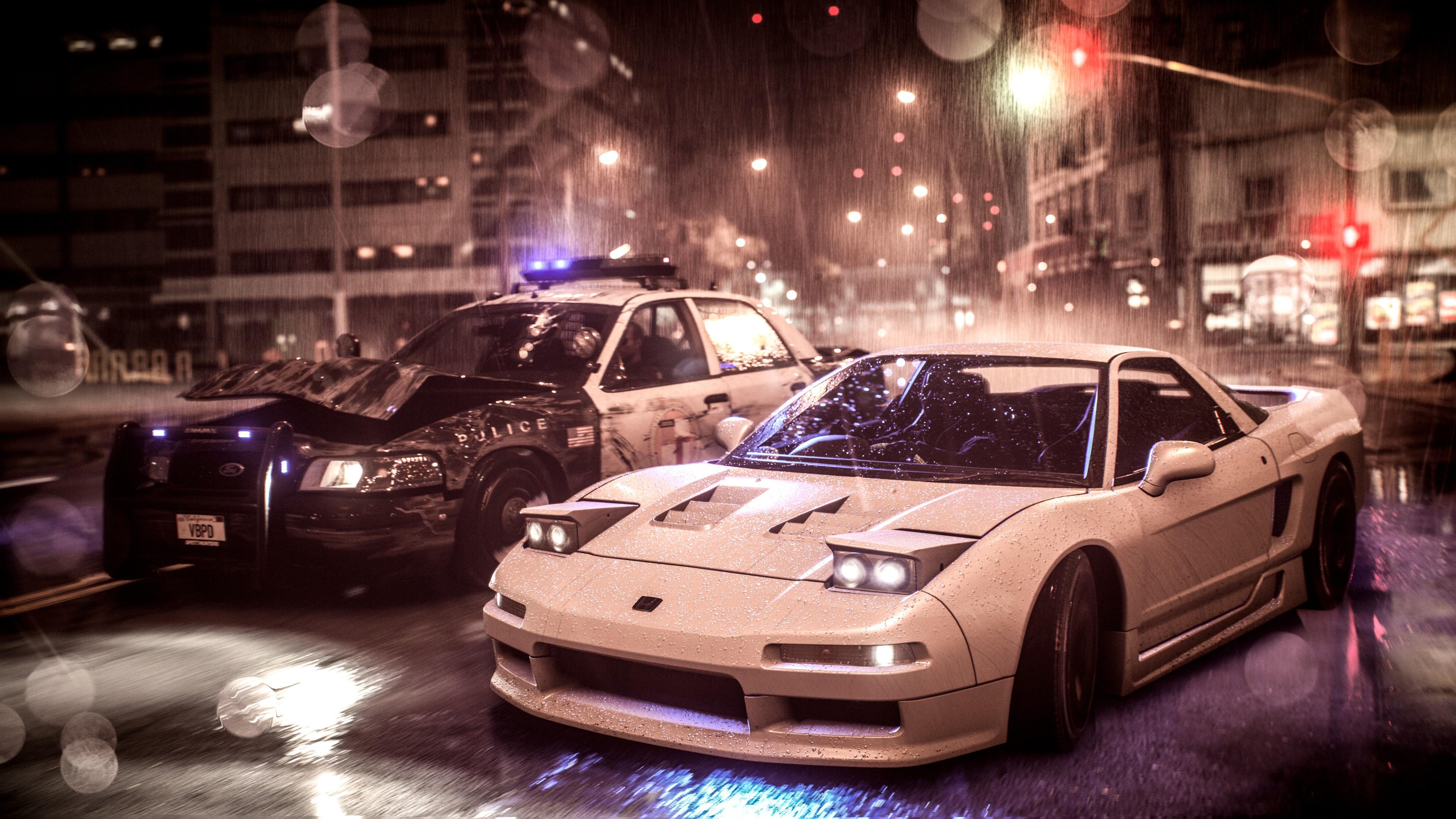 Wallpaper Need For Speed Sports Car Acura Nsx Honda Nsx