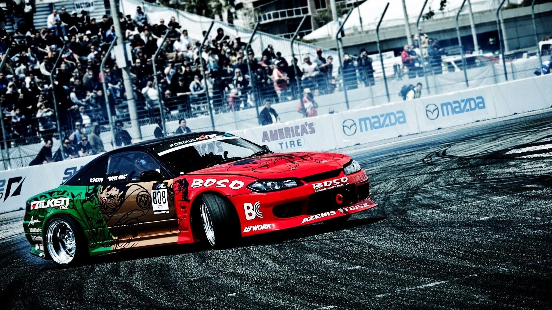 デスクトップ壁紙 日産 スポーツカー ドリフト パフォーマンスカー シルビア S15 スーパーカー モータースポーツ 陸上車両 自動車デザイン レースカー 自動車メーカー 高級車 レーストラック オートレース 19x1080 Kingbailey