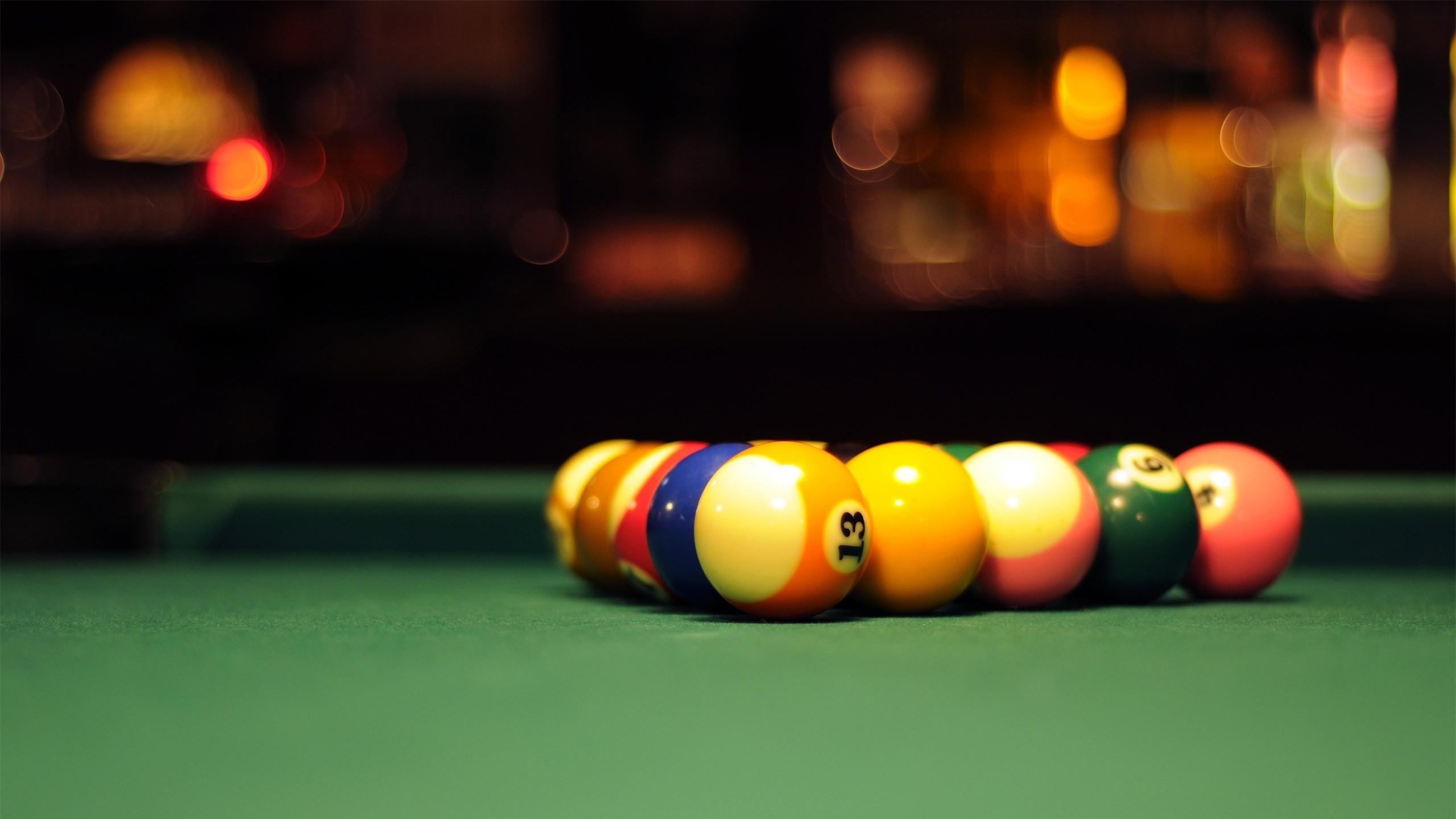 Wallpaper : depth of field, bokeh, billiard balls, Snooker