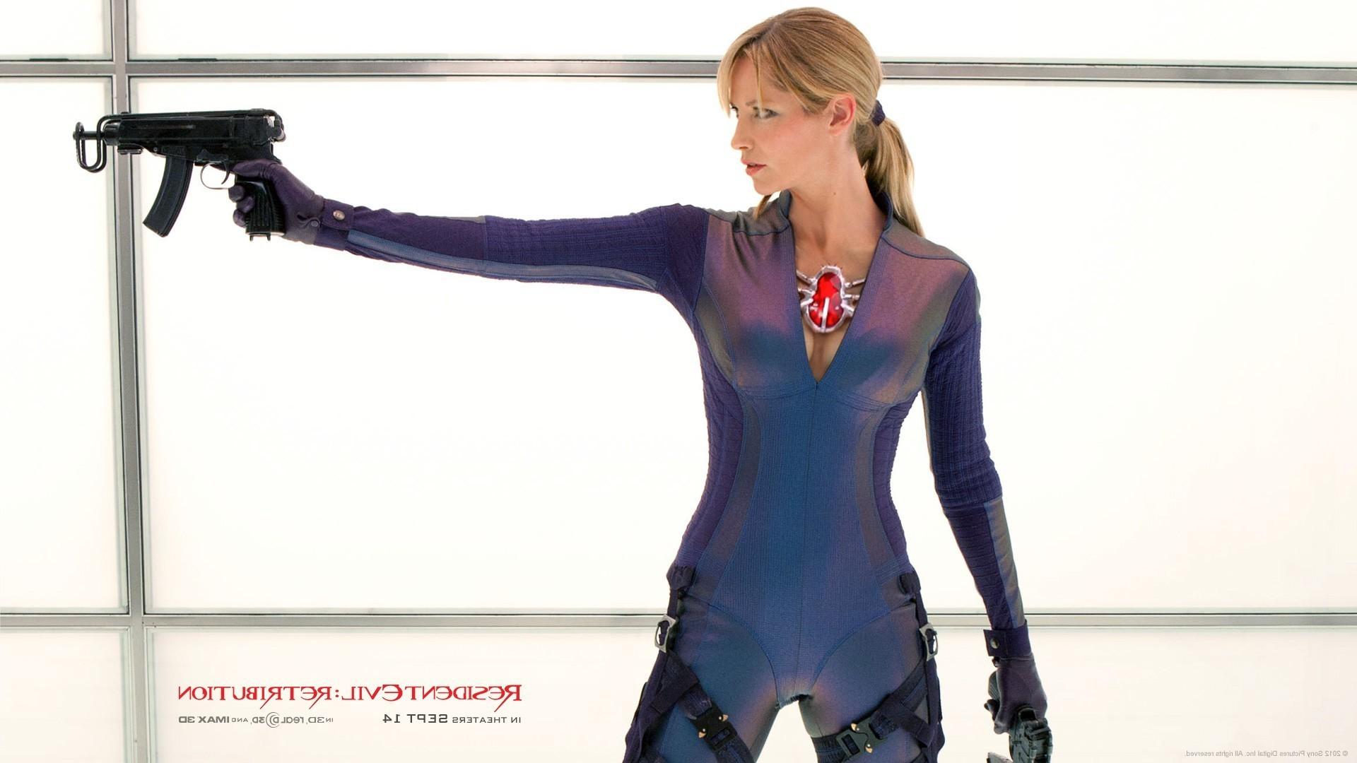 Wallpaper Sports Movies Jill Valentine Resident Evil
