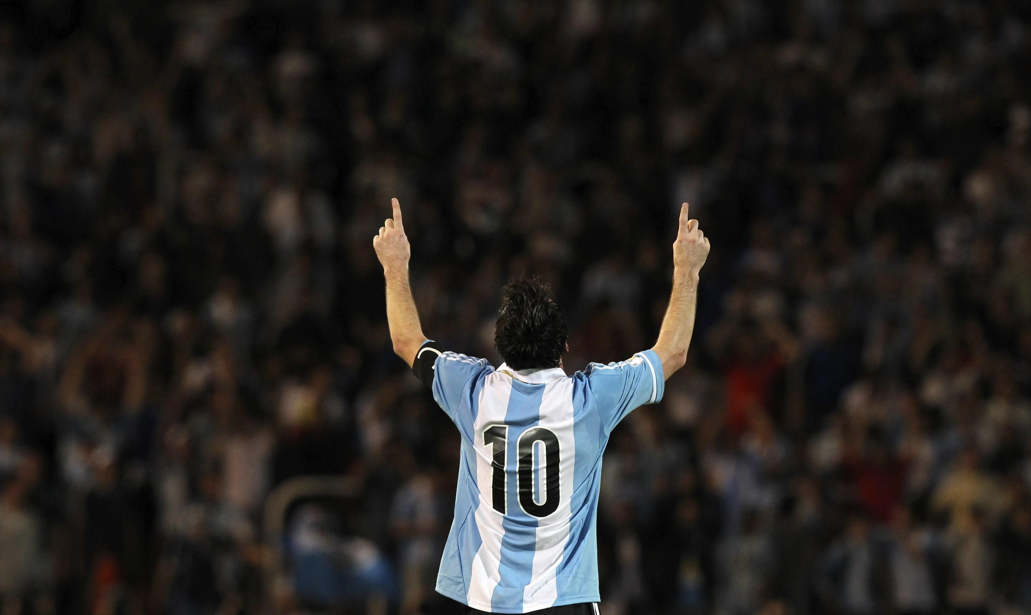 Hintergrundbilder Sport Fussball Argentinien Lionel