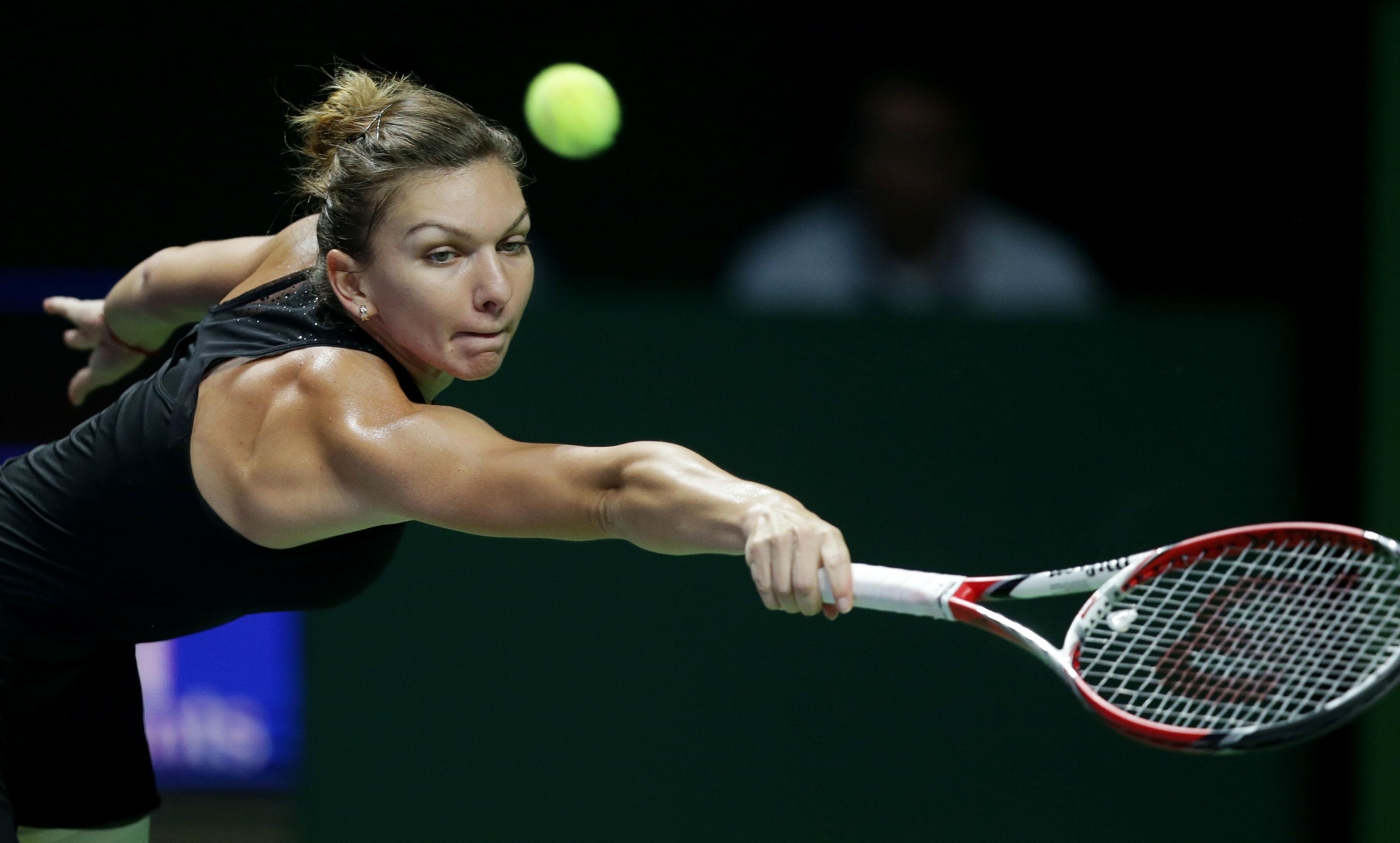 Wallpaper : Sports, Rings, Simona Halep, Tennis Player