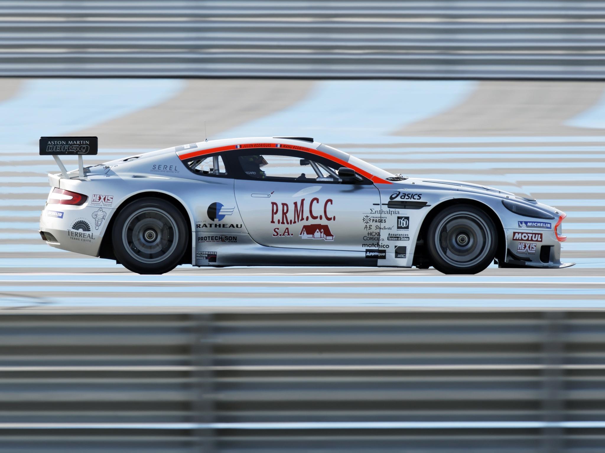 Race Car Side View Wallpaper : whi...