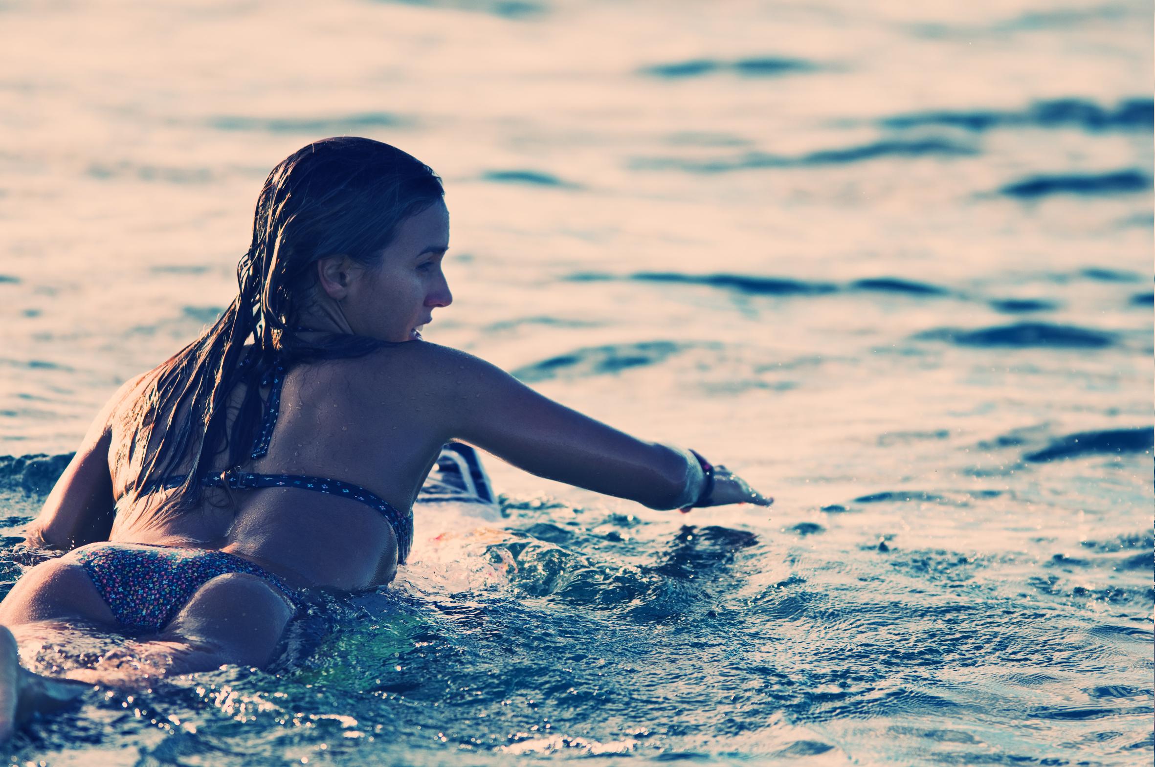 wallpaper : sports, women, model, sea, sand, beach, blue, bikini