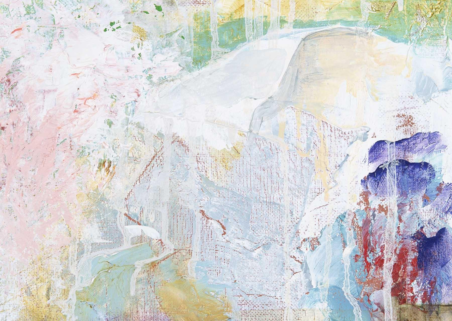 живописные картинки белый фон