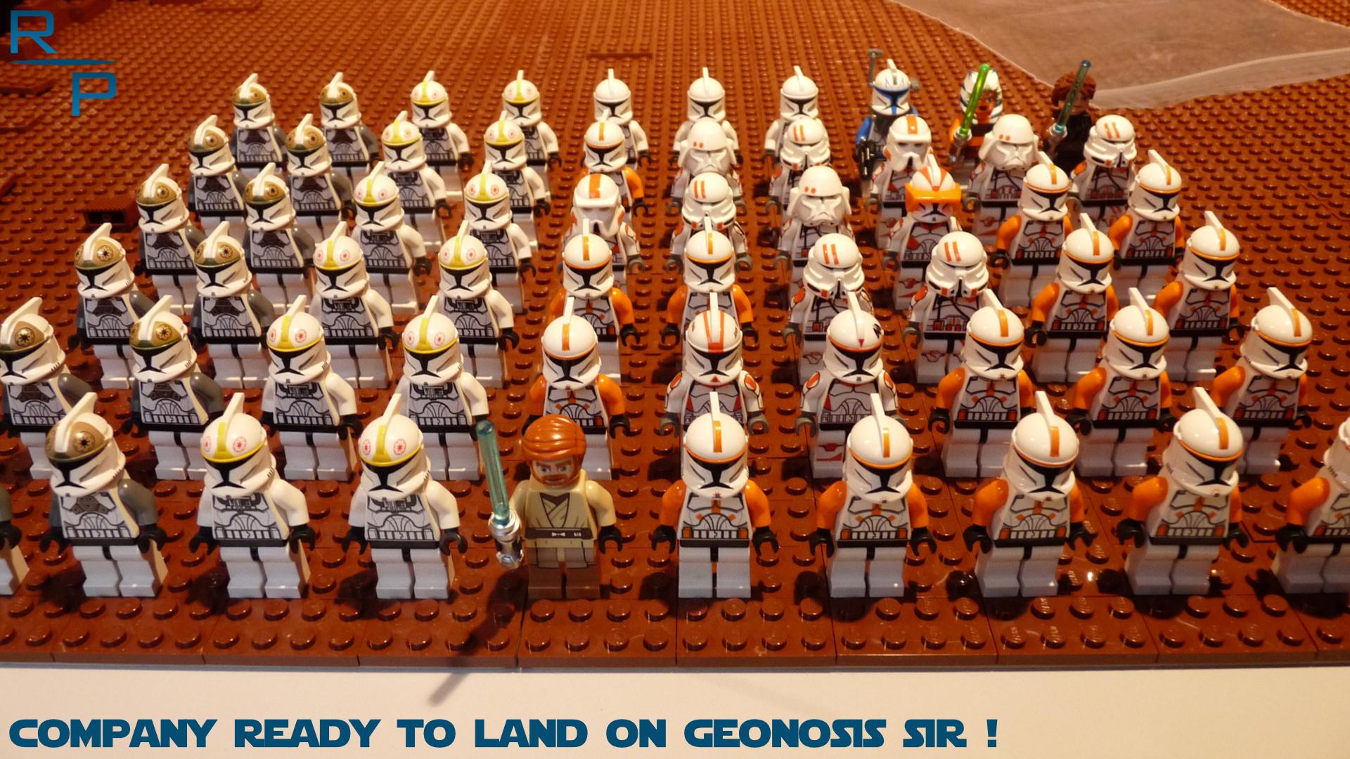 Wallpaper Star Big Lego Wip Battle Company Master Creation V3 501st Land Huge Second Ready Obi Anakin Wars Cody Wan Sir Rex Base Invasion Legion Ashoka Skywalker Boil Kenobi Tano Moc