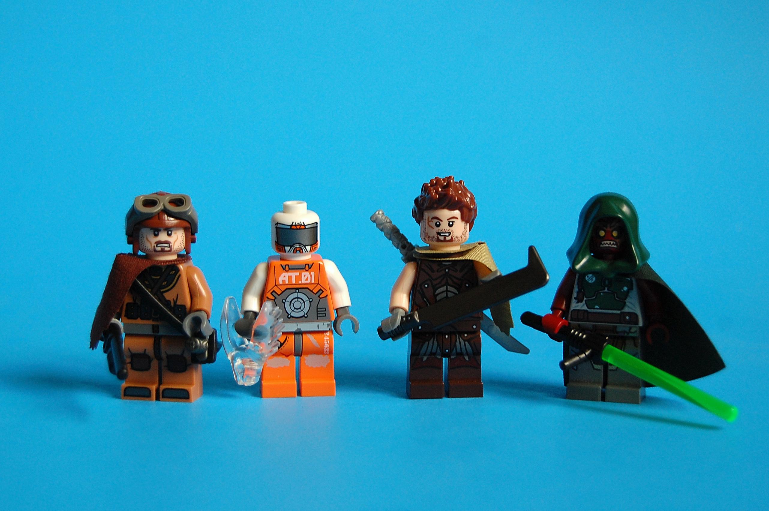 Wallpaper Star Robot Lego Fig Best Barf Lotr Jedi