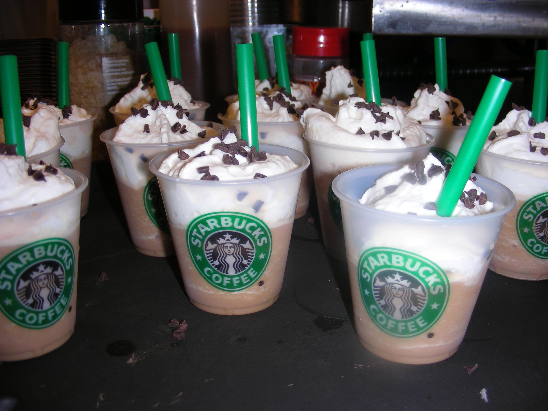 Wallpaper Starbucks Coffee Shop Logo Ice Cream Food