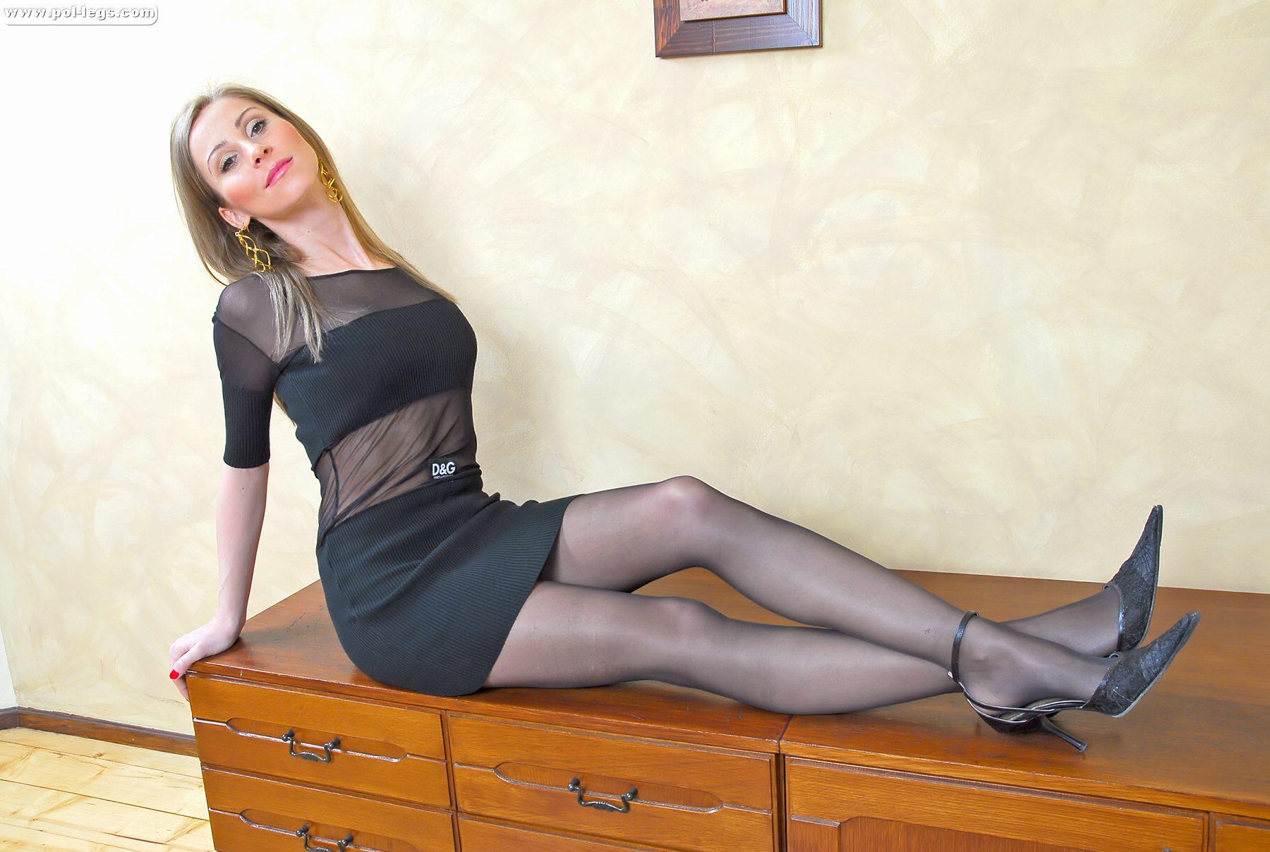 Wallpaper  Stockings, Highheels, Dress, Legs, Tights -5304