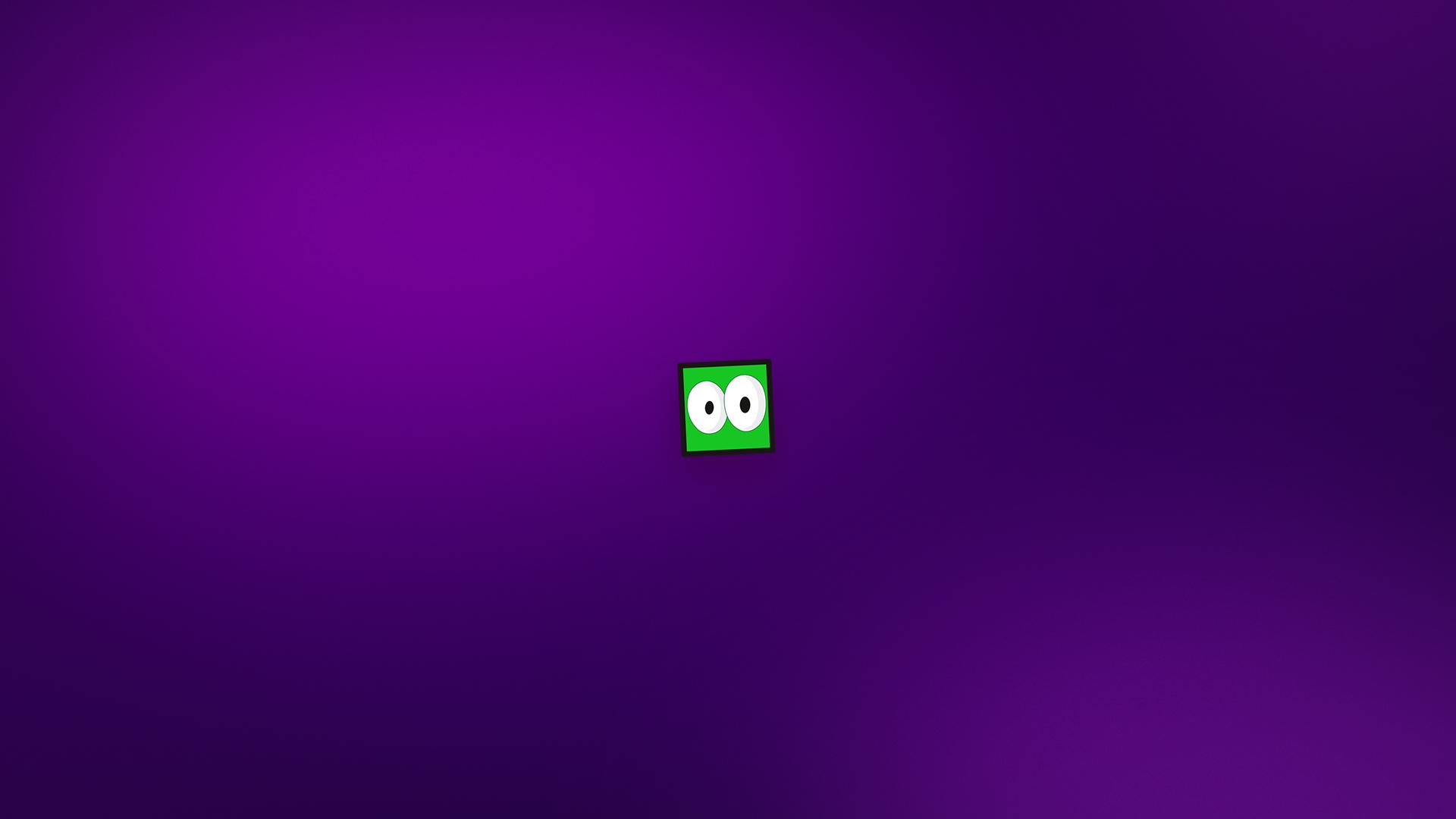 Wallpaper Stream Twitch Greenbox Purple 1920x1080