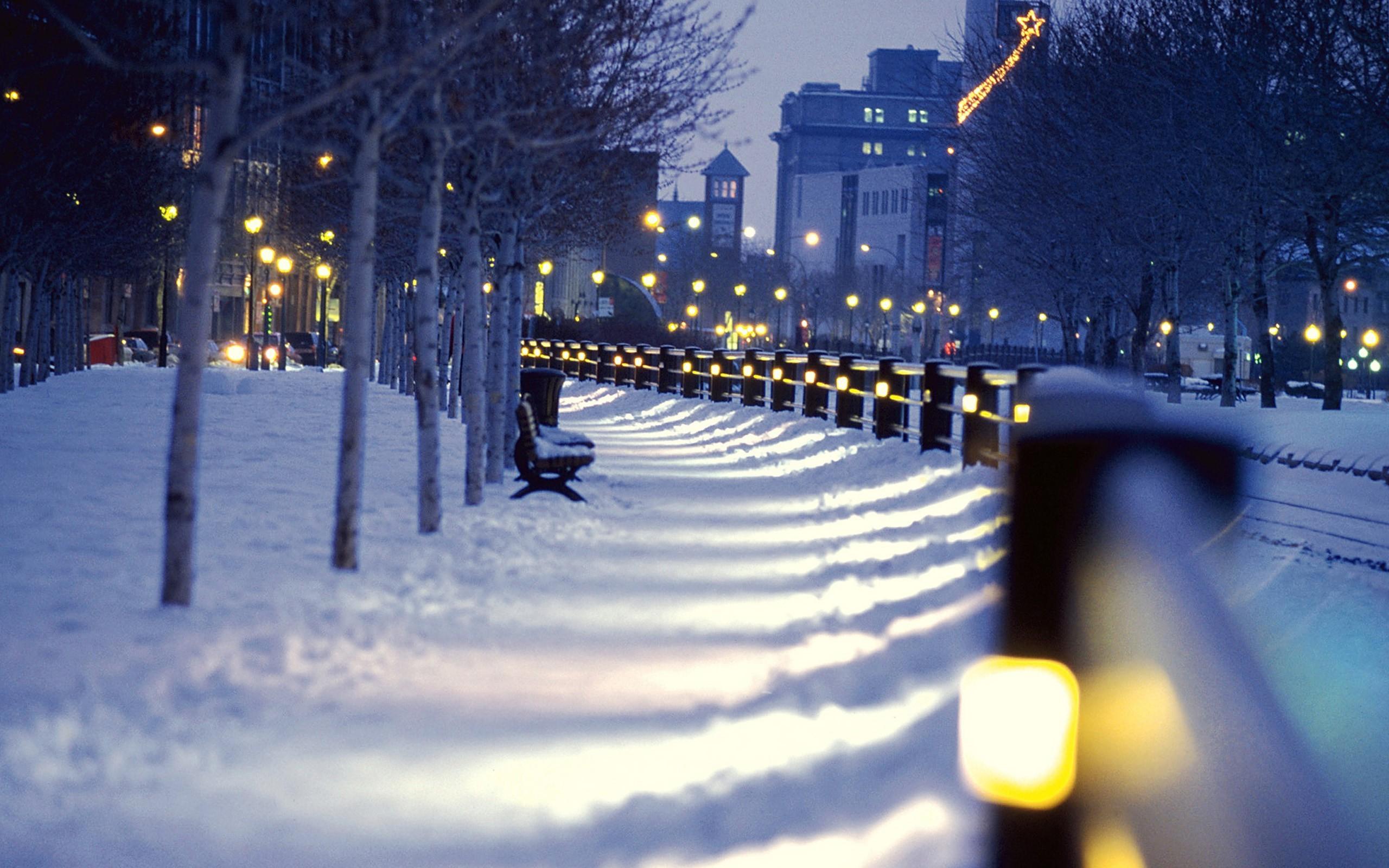 free desktop wallpaper winter wonderland