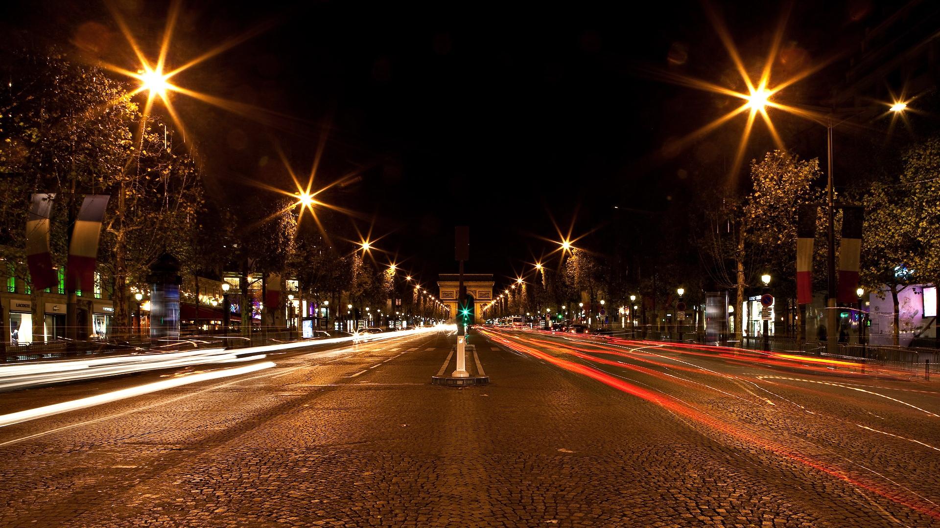 Wallpaper Street Light Cityscape Night Sky Evening Germany Traffic Town Highway City Lights Christmas Metropolis Asphalt Gates