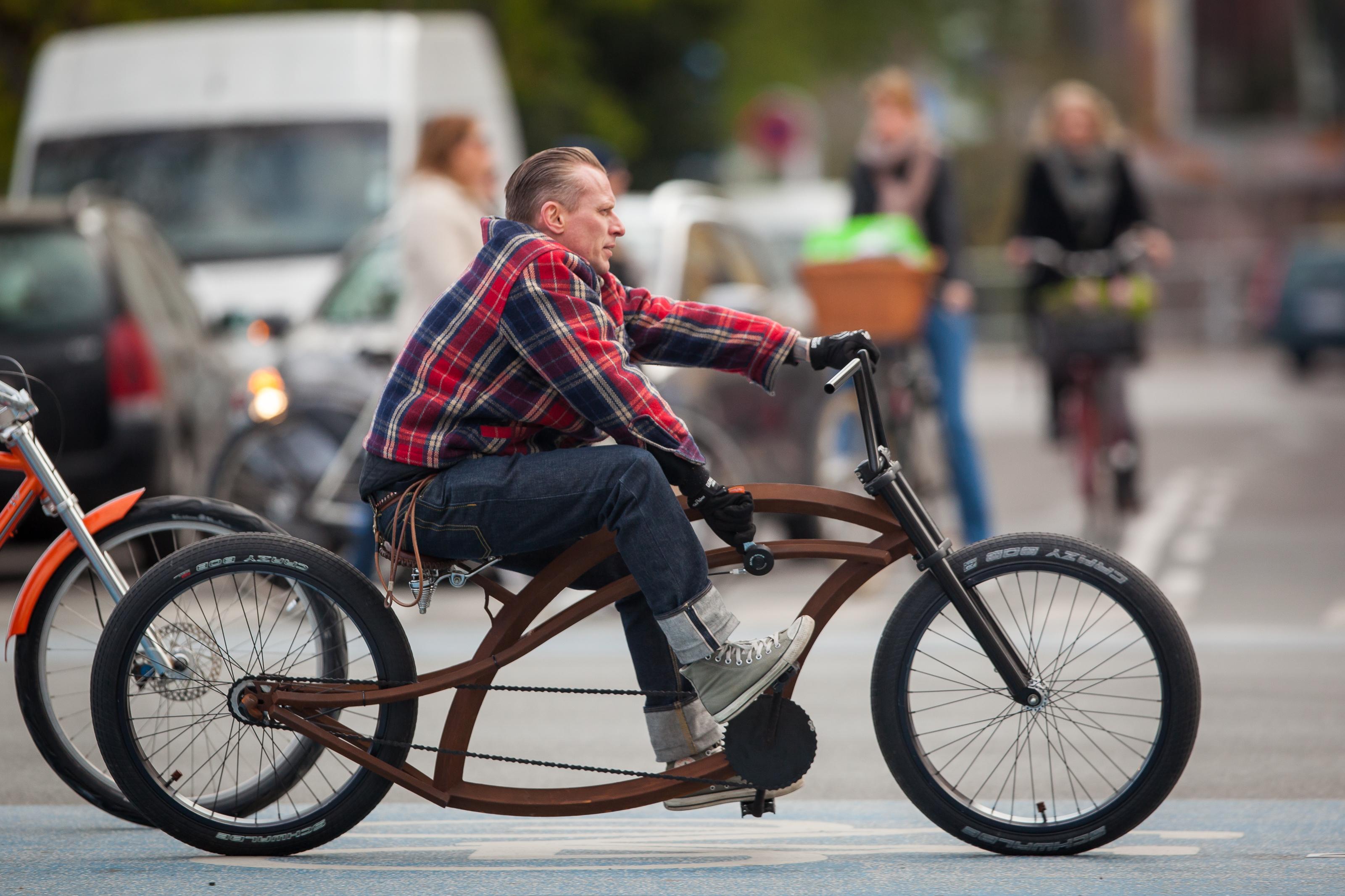Sfondi Strada Persone Moda Bicicletta Copenhagen Danimarca