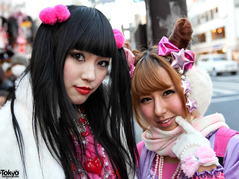 Японские субкультуры фото