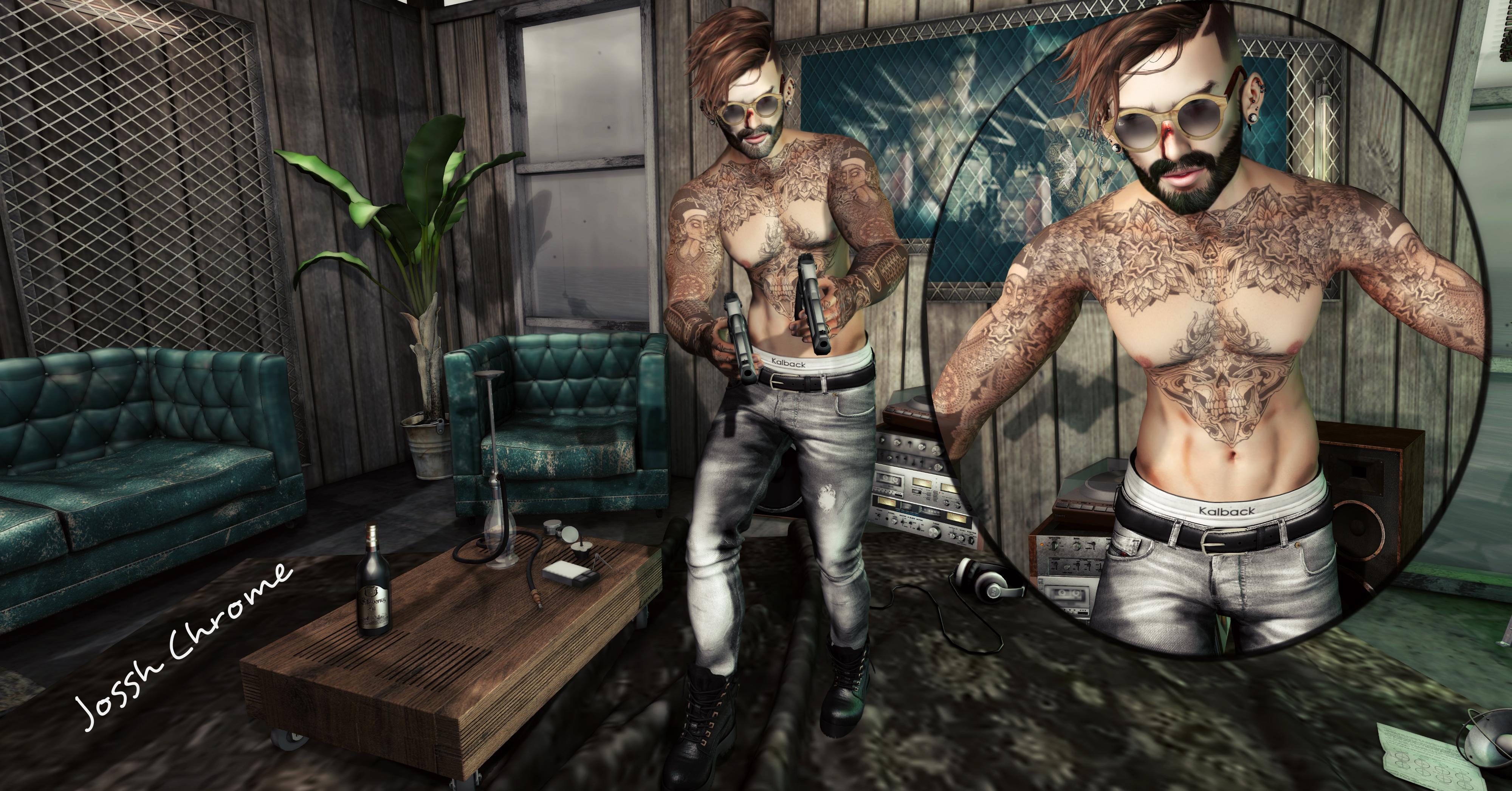 Wallpaper : street, urban, tattoo, pants, hair, Avatar, life