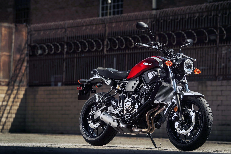 Streetfighter Bike Motorcycle Yamaha XSR900