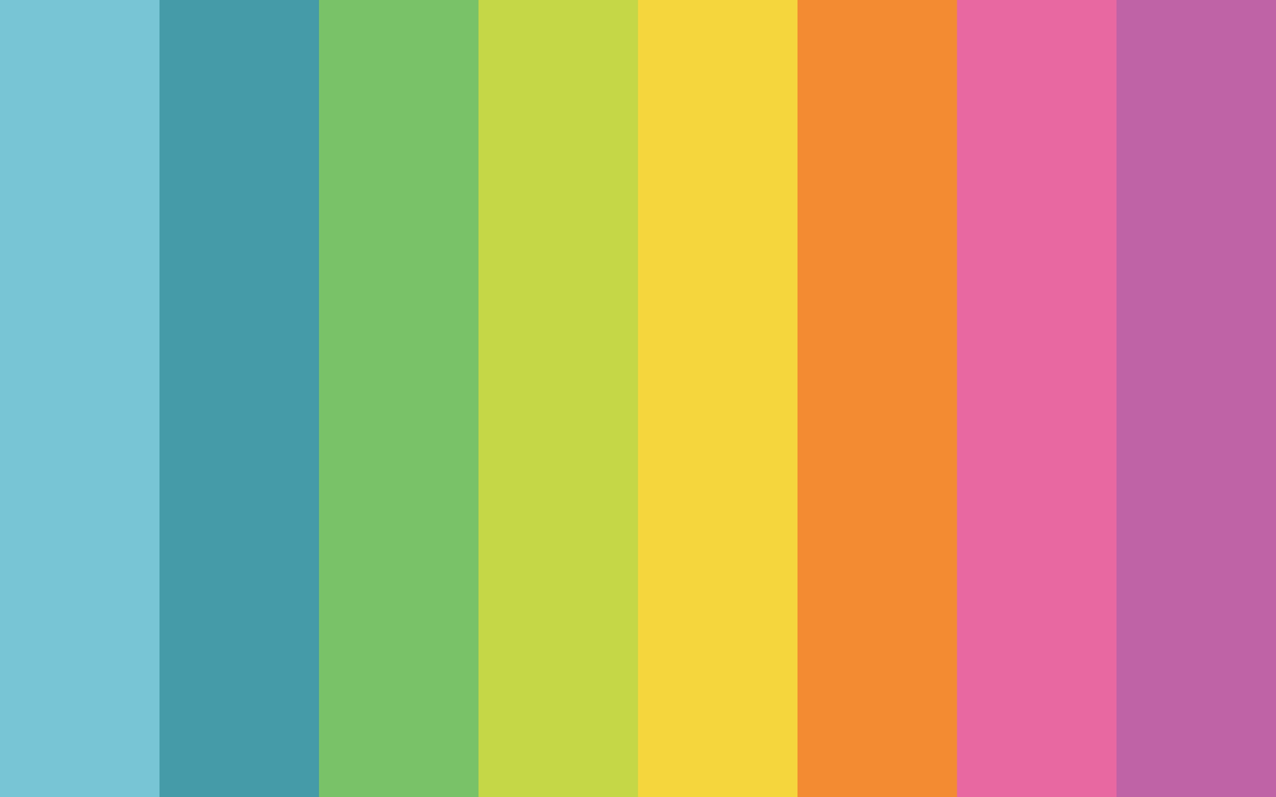 Wallpaper Stripes Rainbows Colorful Lines 2560x1600