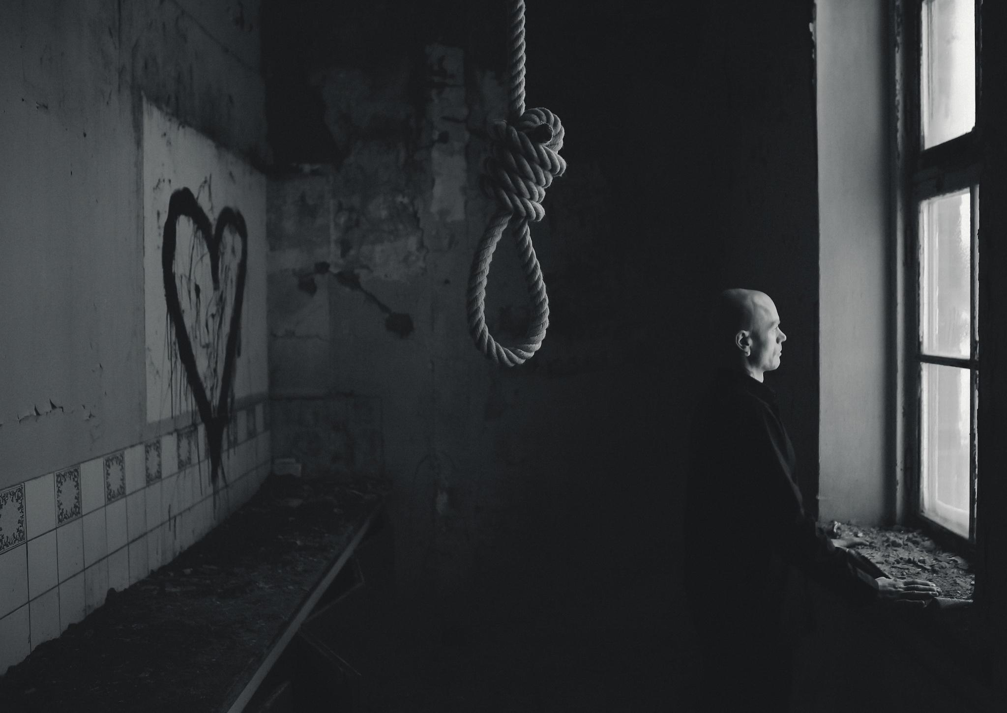 suicide men dark depressing